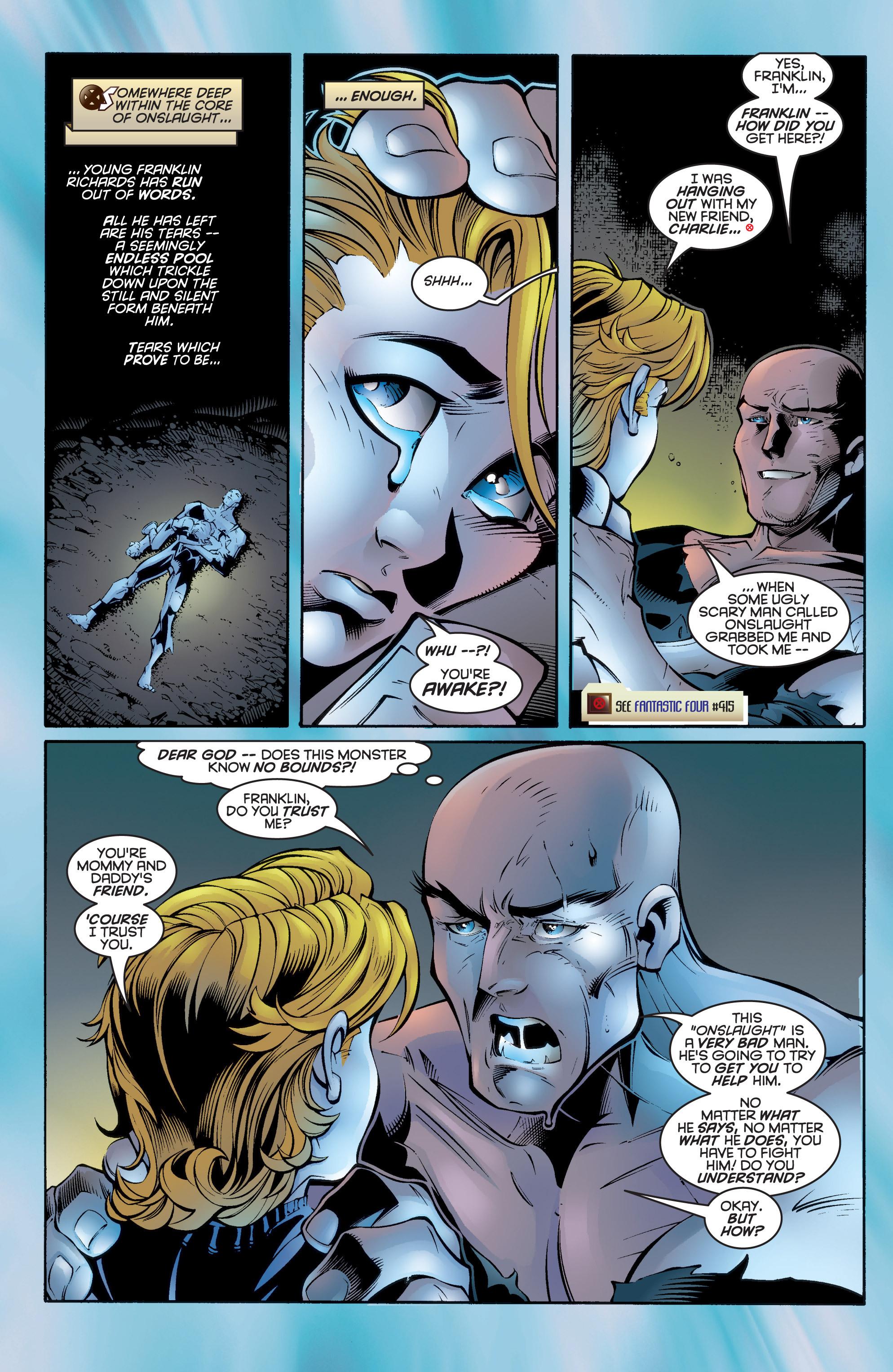 Read online Uncanny X-Men (1963) comic -  Issue #336 - 14