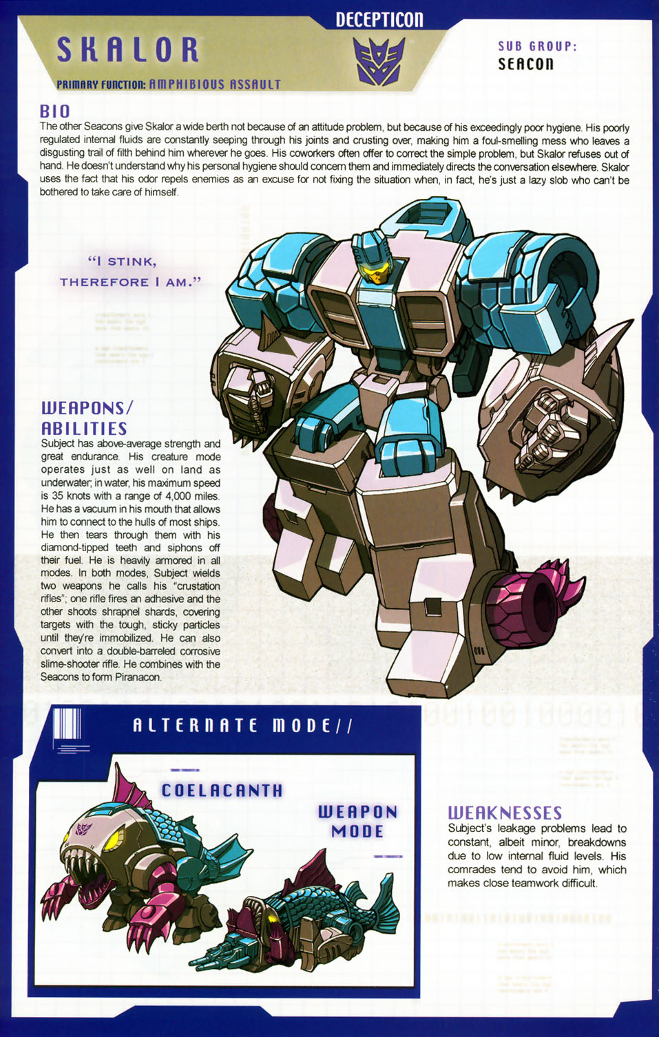 Read online Transformers: More than Meets the Eye comic -  Issue #5 - 55