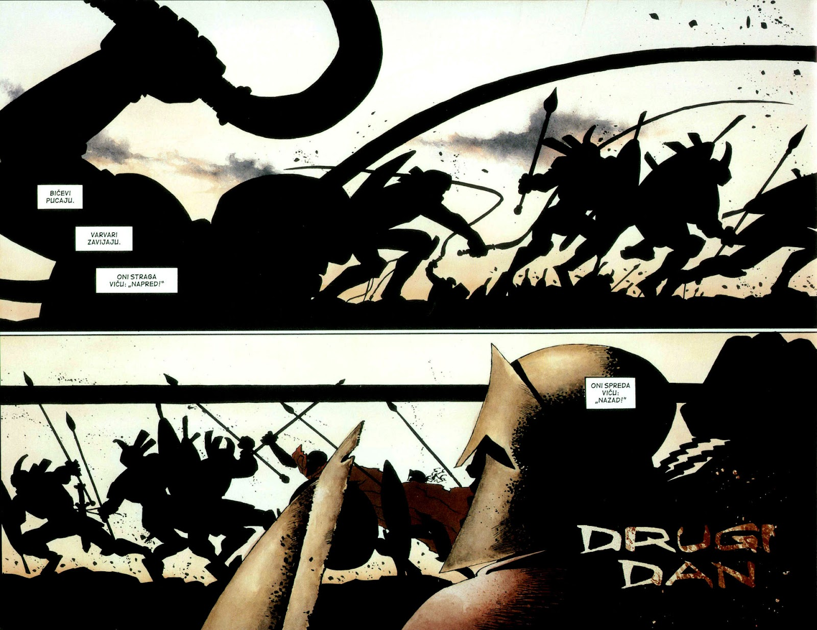 Read online 300 (2007) comic -  Issue # TPB - 65