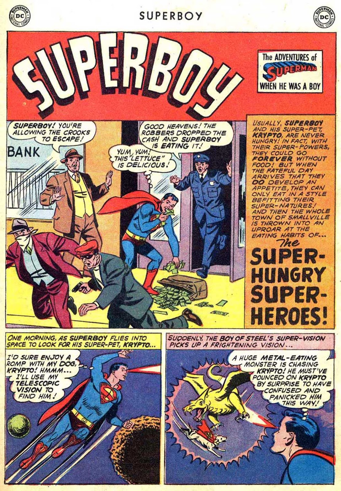 Superboy (1949) issue 91 - Page 20