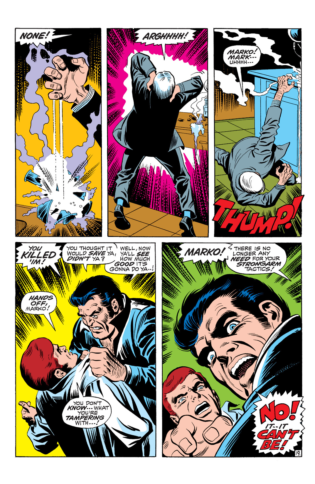 The Amazing Spider-Man (1963) 74 Page 19