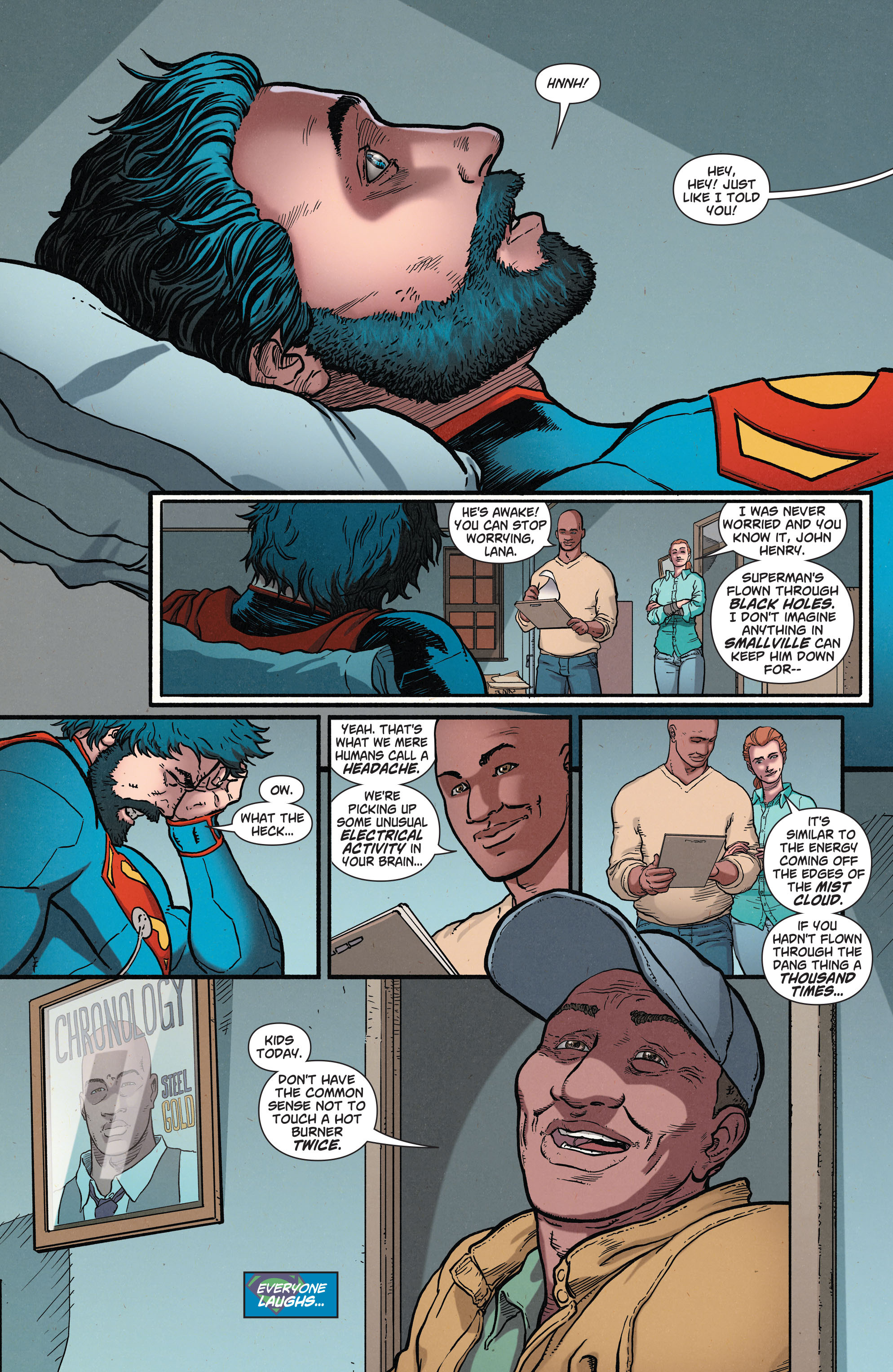 Read online Action Comics (2011) comic -  Issue #37 - 8