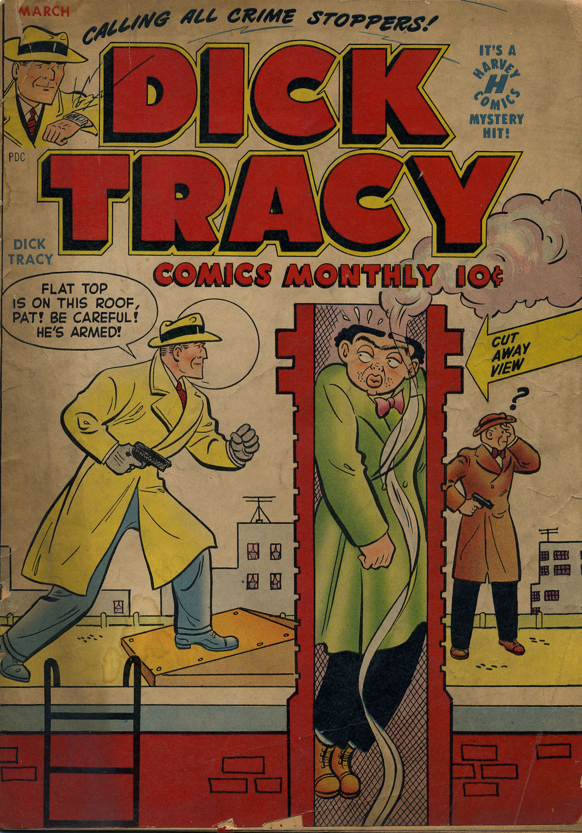 Dick Tracy (1950) 25 Page 1