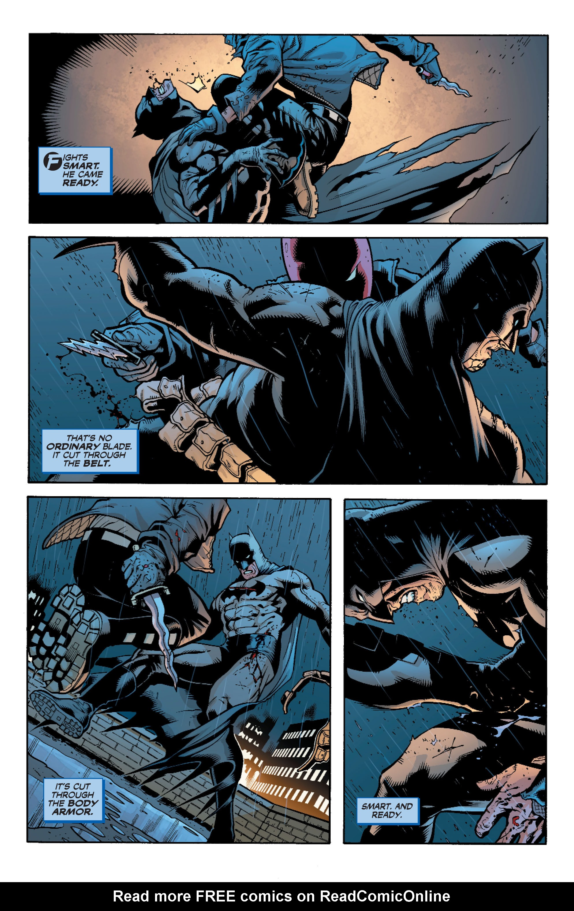 Read online Batman: Under The Red Hood comic -  Issue # Full - 12