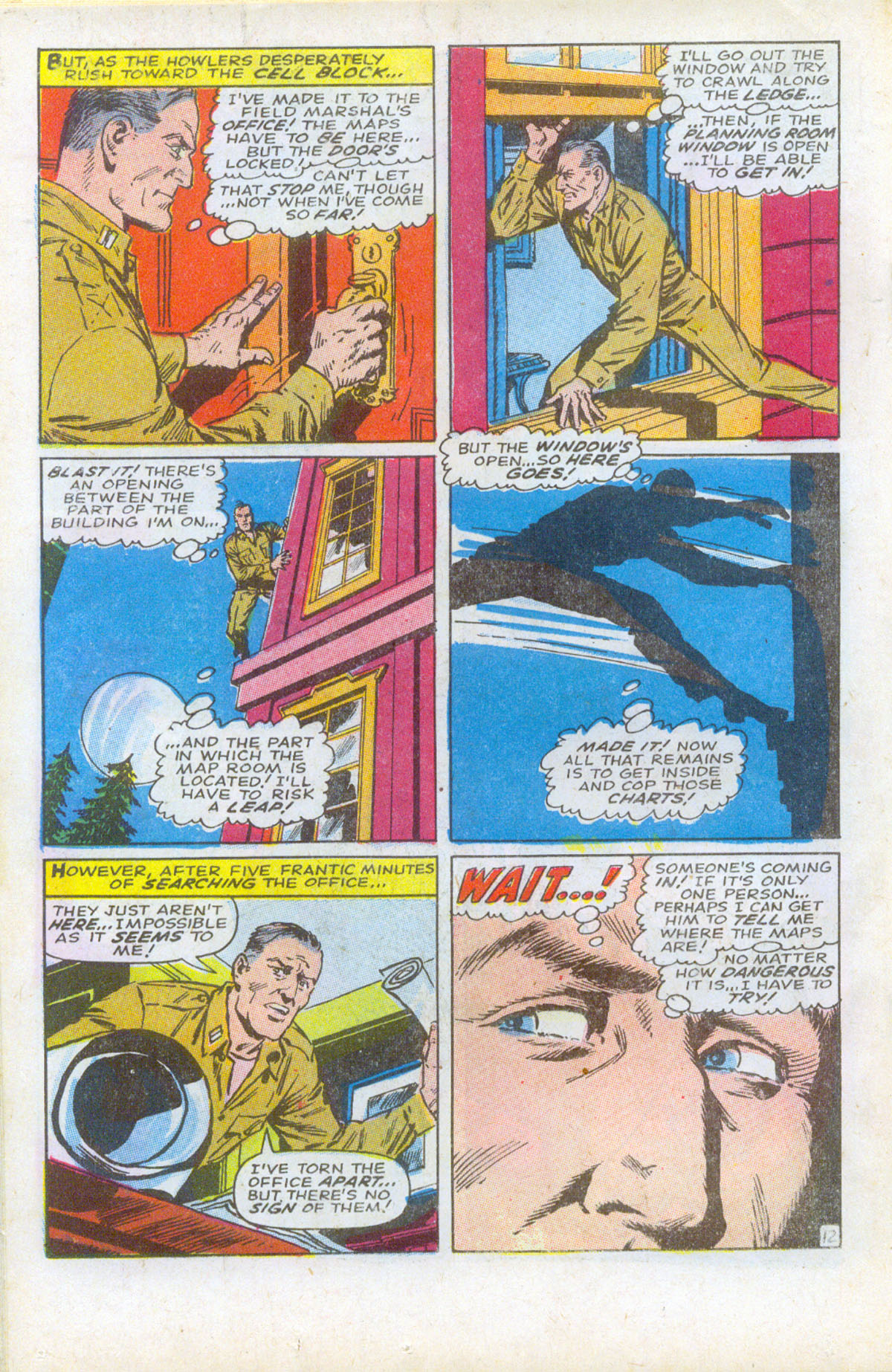 Read online Sgt. Fury comic -  Issue #61 - 18
