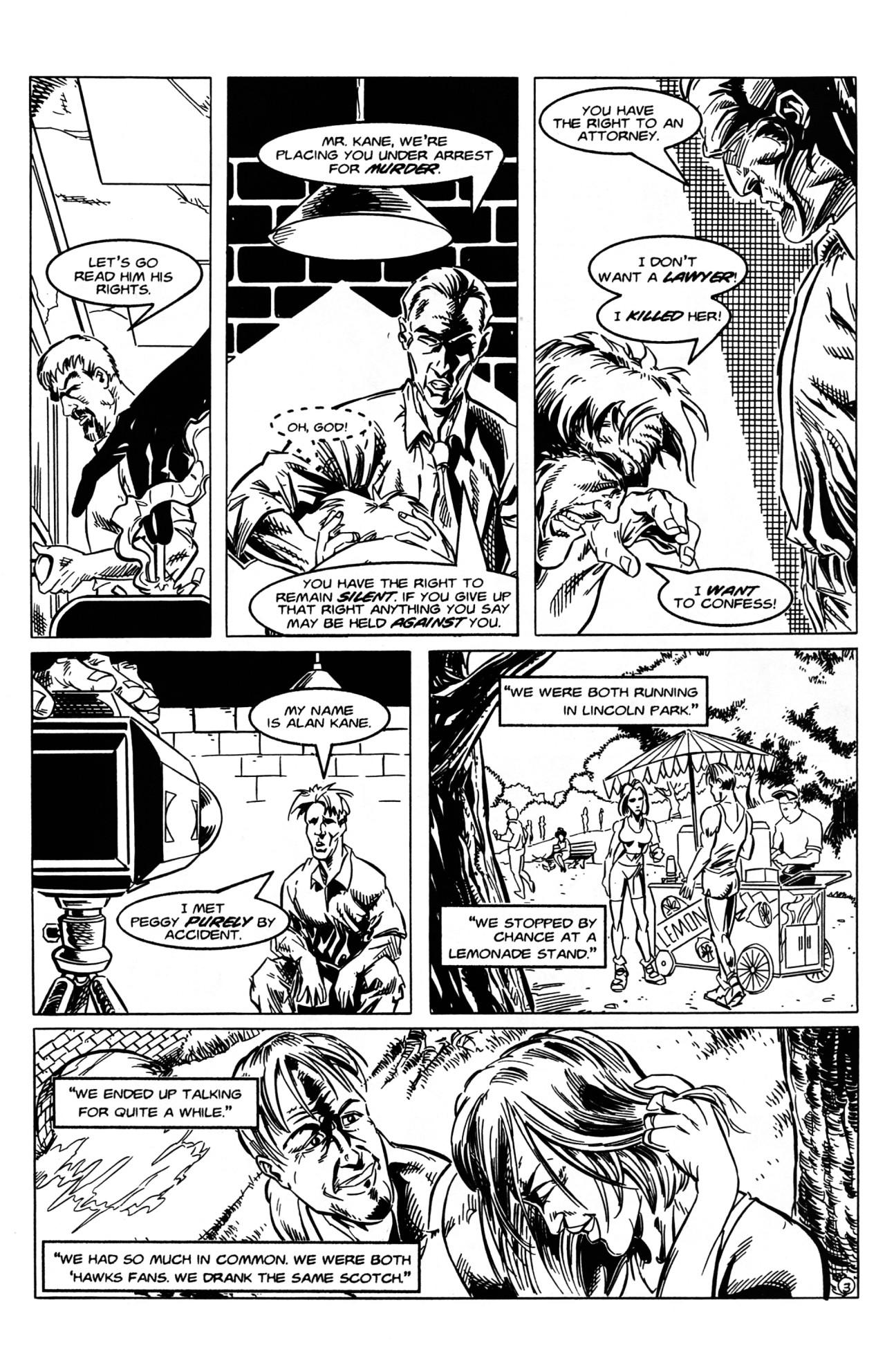 Read online Dr. Weird (1997) comic -  Issue #2 - 5