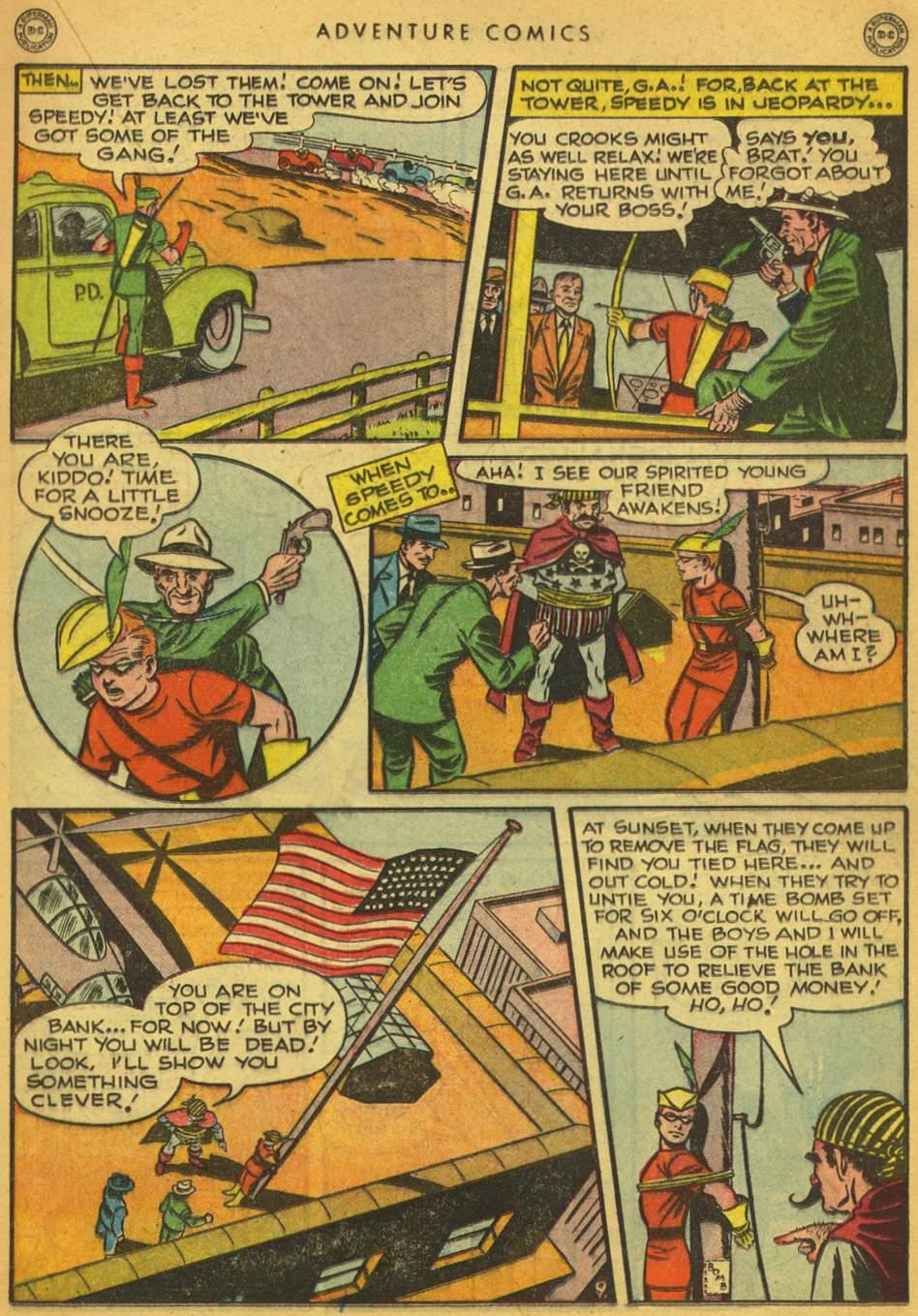 Read online Adventure Comics (1938) comic -  Issue #128 - 22