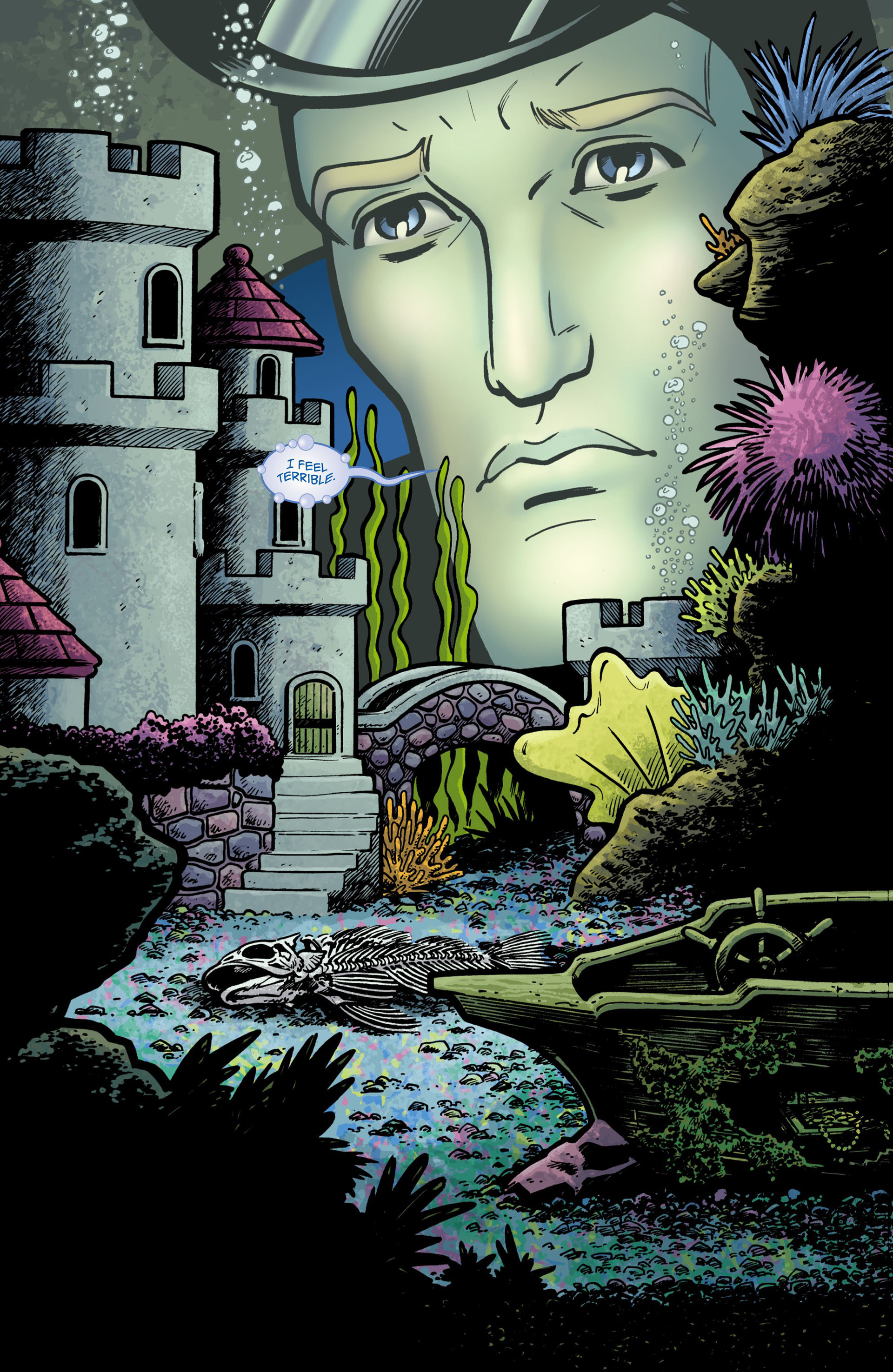Read online Seaguy: The Slaves of Mickey Eye comic -  Issue #1 - 2
