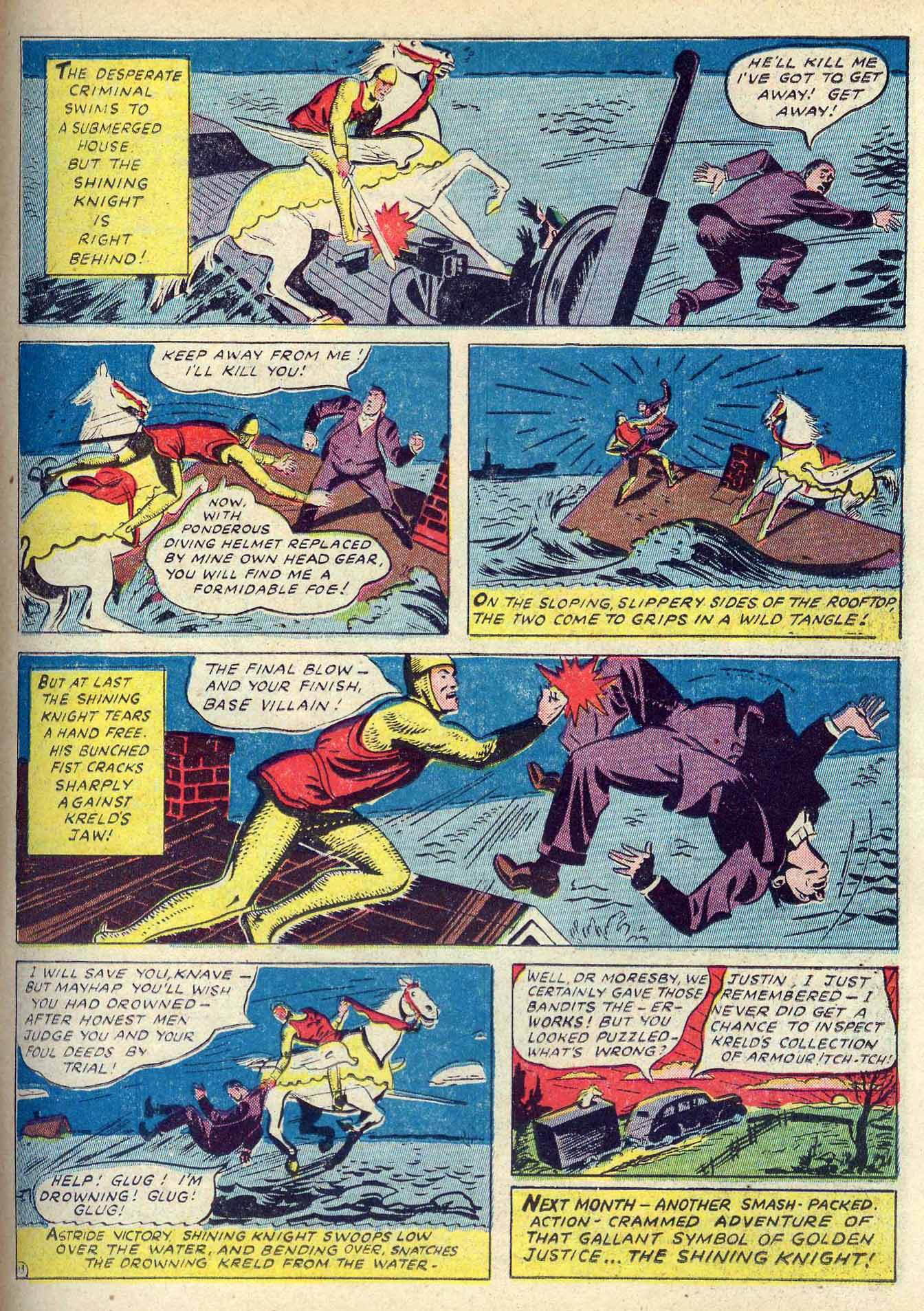 Read online Adventure Comics (1938) comic -  Issue #70 - 29