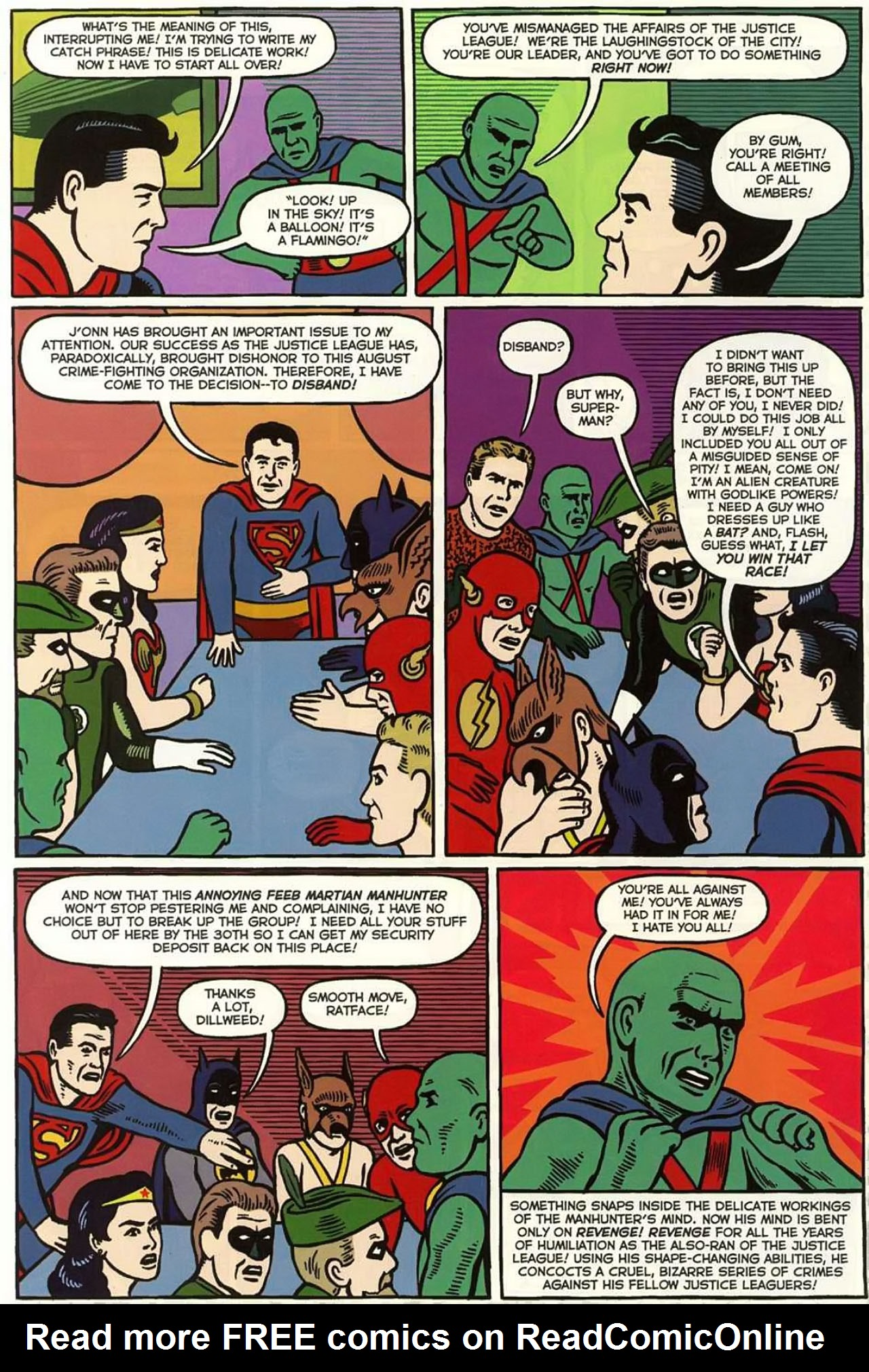 Read online Bizarro World comic -  Issue # TPB - 118