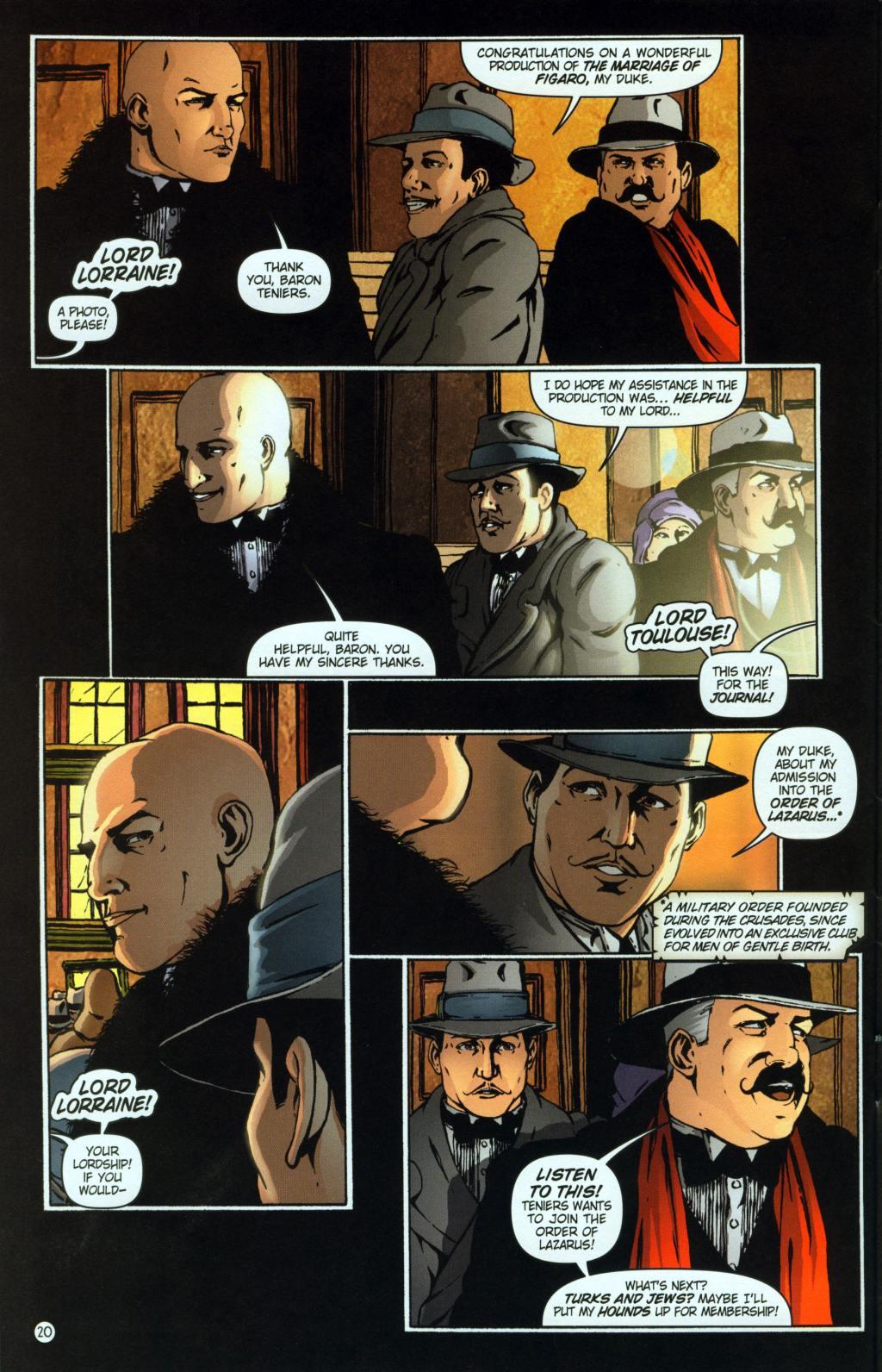 Read online Rex Mundi comic -  Issue #8 - 24