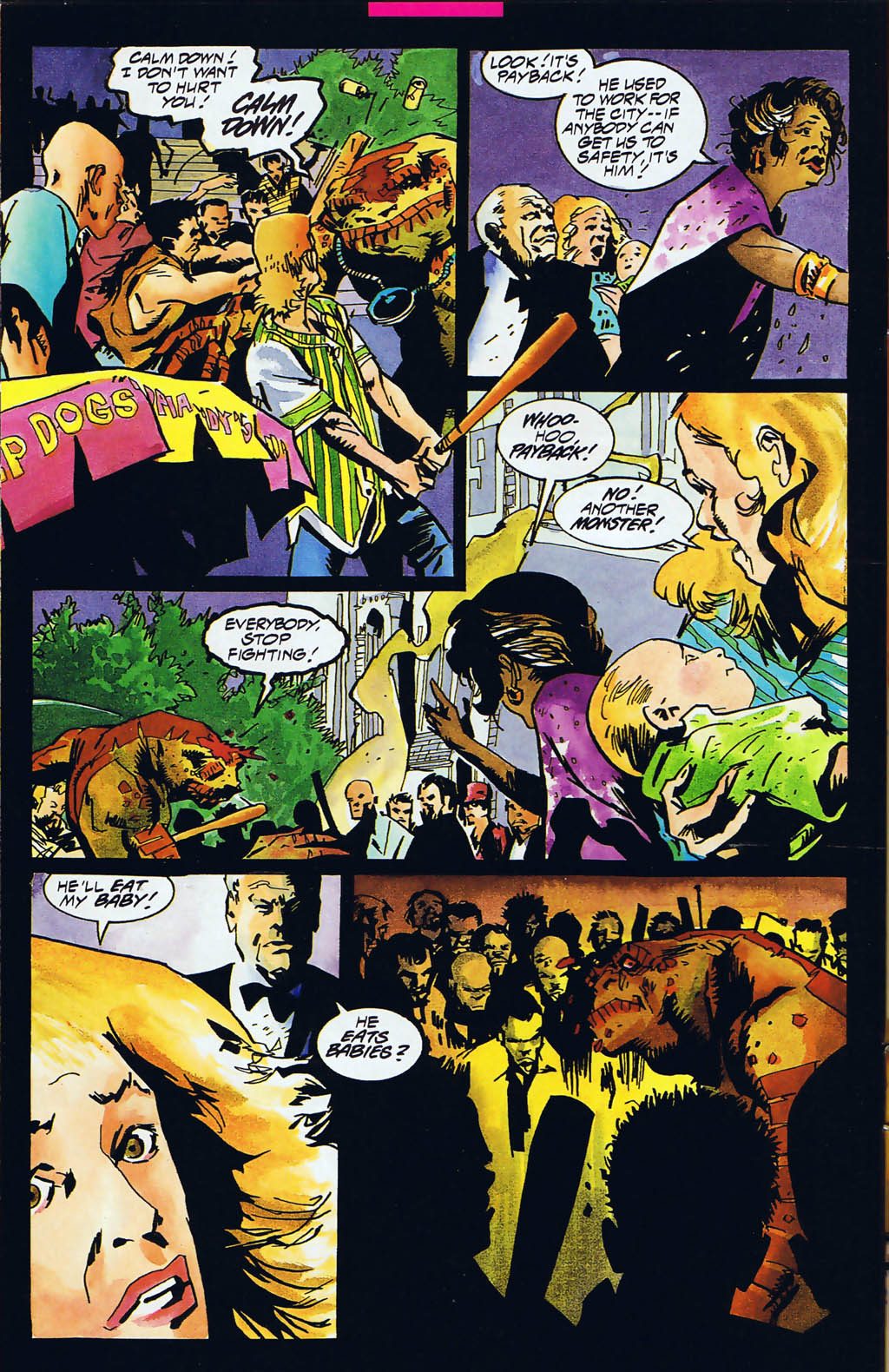 Read online Shadow Cabinet comic -  Issue #15 - 16