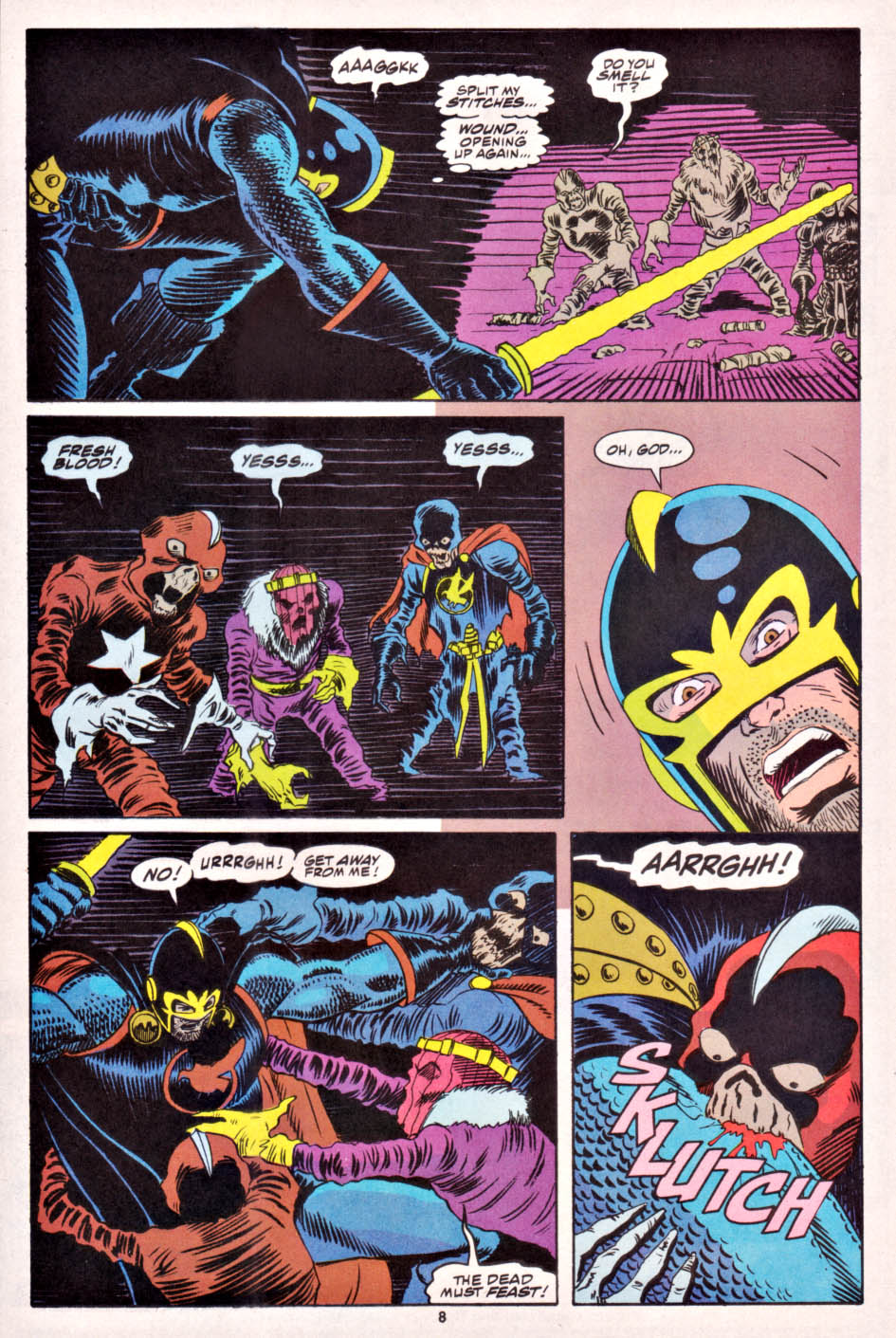 The Avengers (1963) 354 Page 4