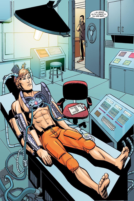 Read online Machine Teen comic -  Issue #1 - 23
