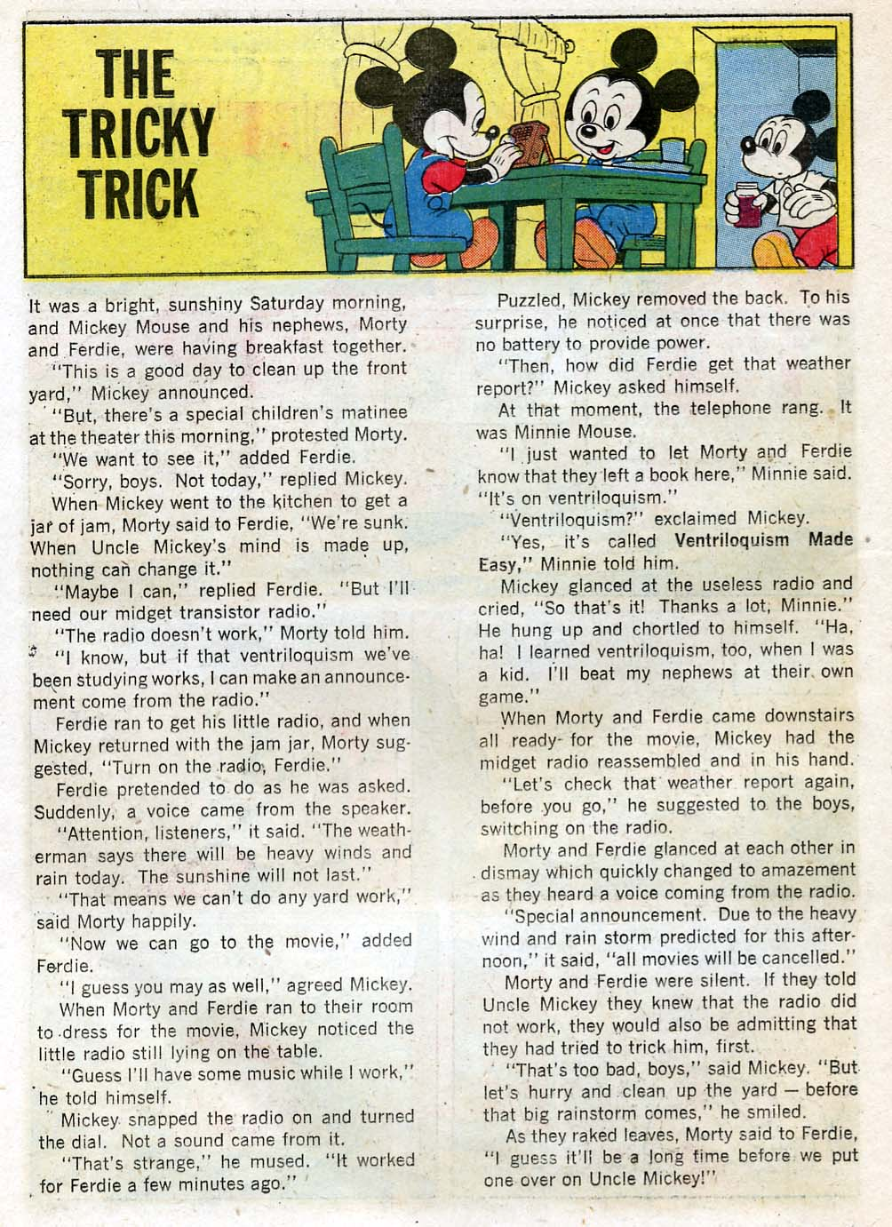 Read online Uncle Scrooge (1953) comic -  Issue #45 - 26