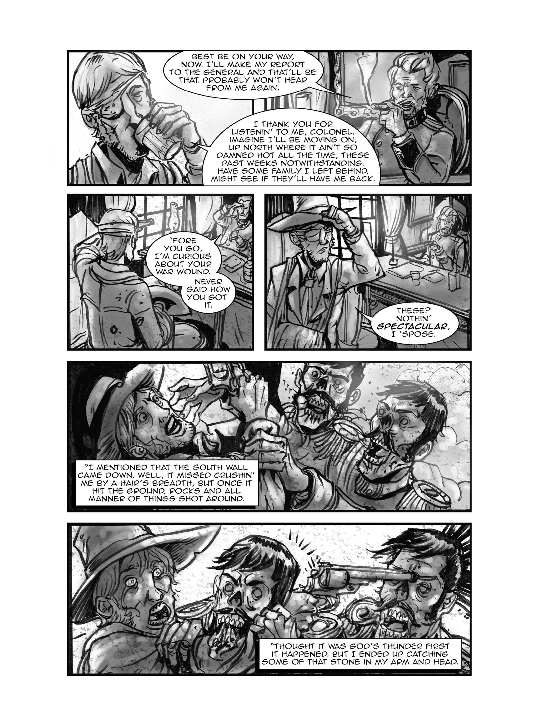 Read online FUBAR comic -  Issue #3 - 97