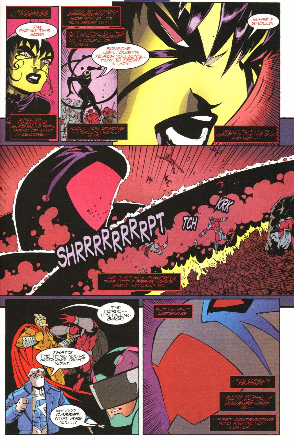 Read online Slingers comic -  Issue #12 - 4