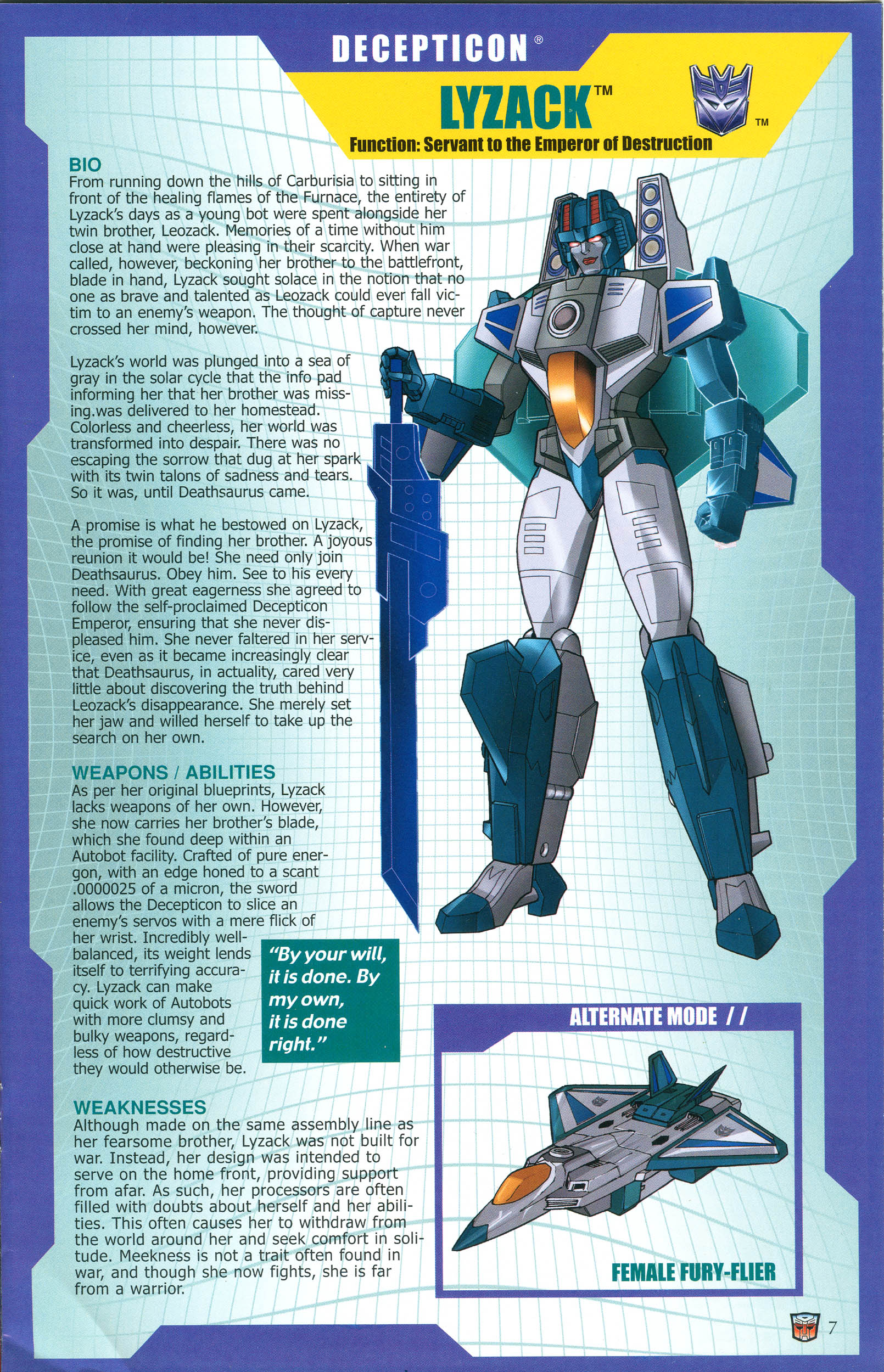 Read online Transformers: Collectors' Club comic -  Issue #40 - 7