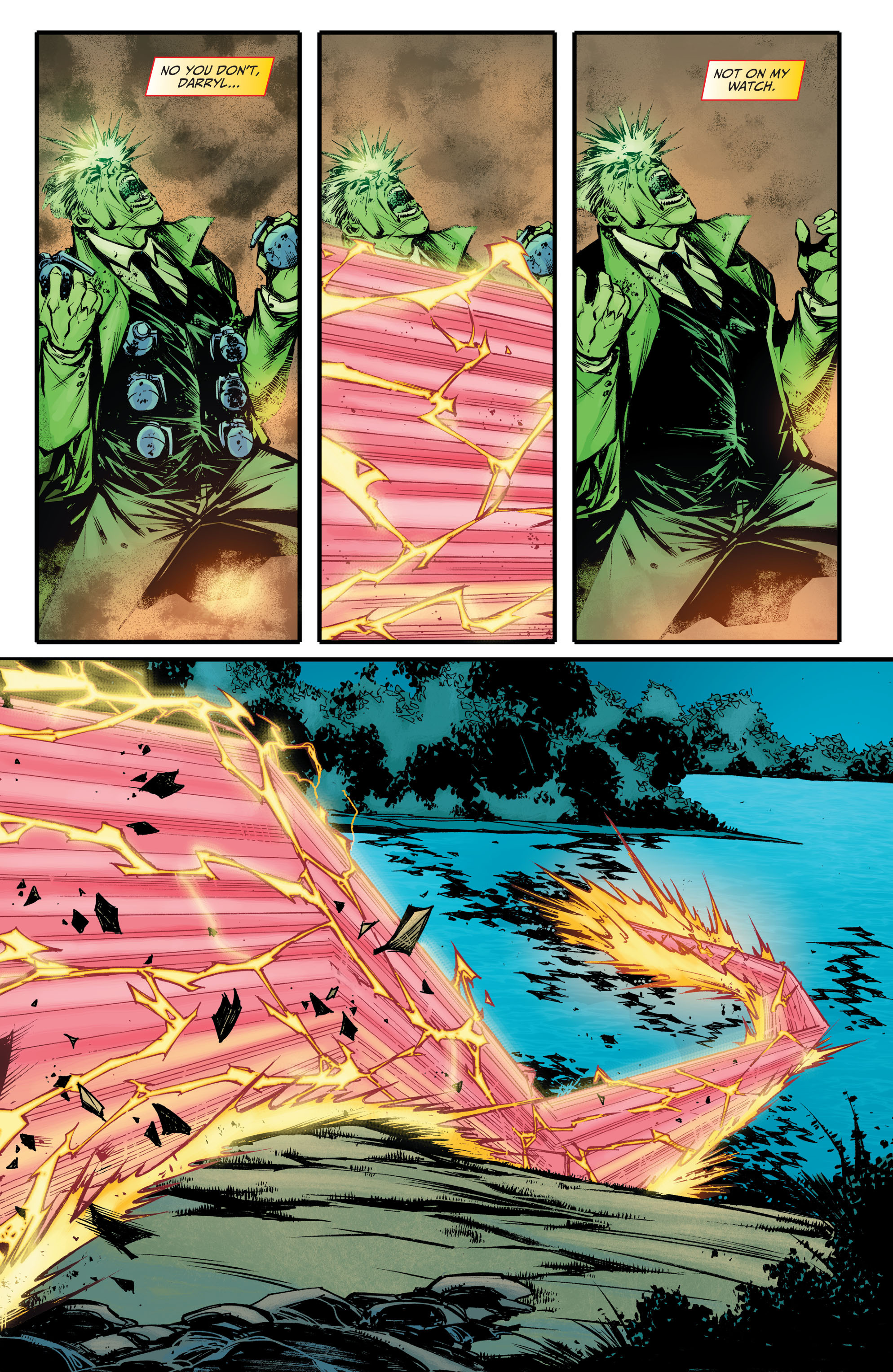 Read online The Flash (2011) comic -  Issue # _TPB 5 - 117
