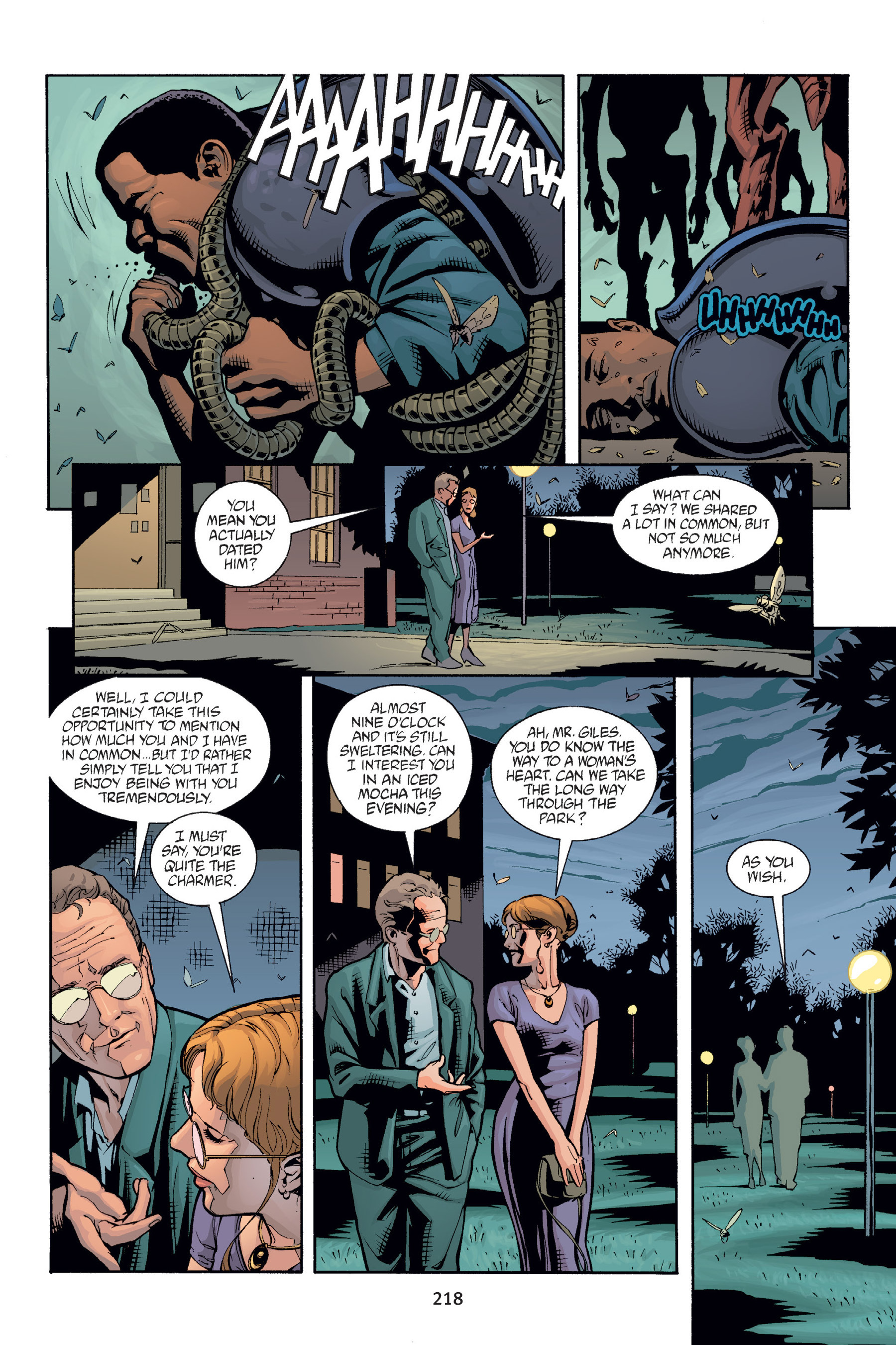 Read online Buffy the Vampire Slayer: Omnibus comic -  Issue # TPB 6 - 217