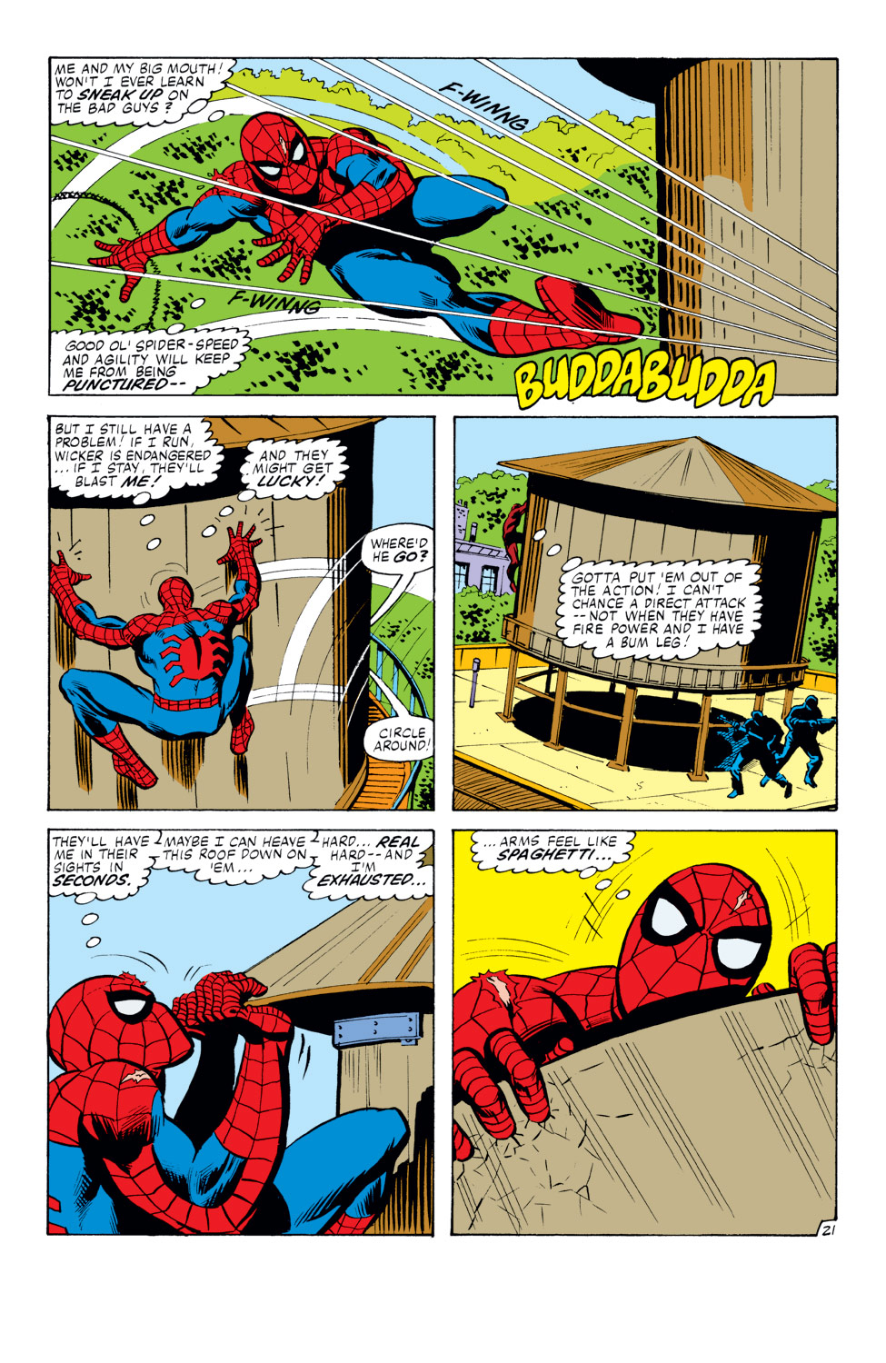 The Amazing Spider-Man (1963) 216 Page 21
