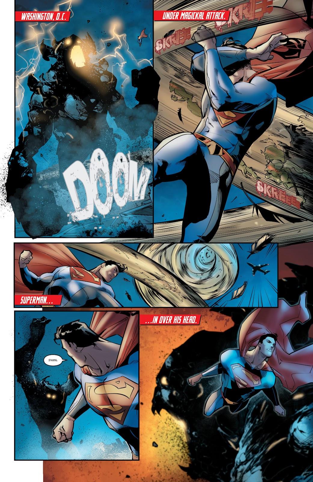 Read online Smallville Season 11 [II] comic -  Issue # TPB 5 - 103