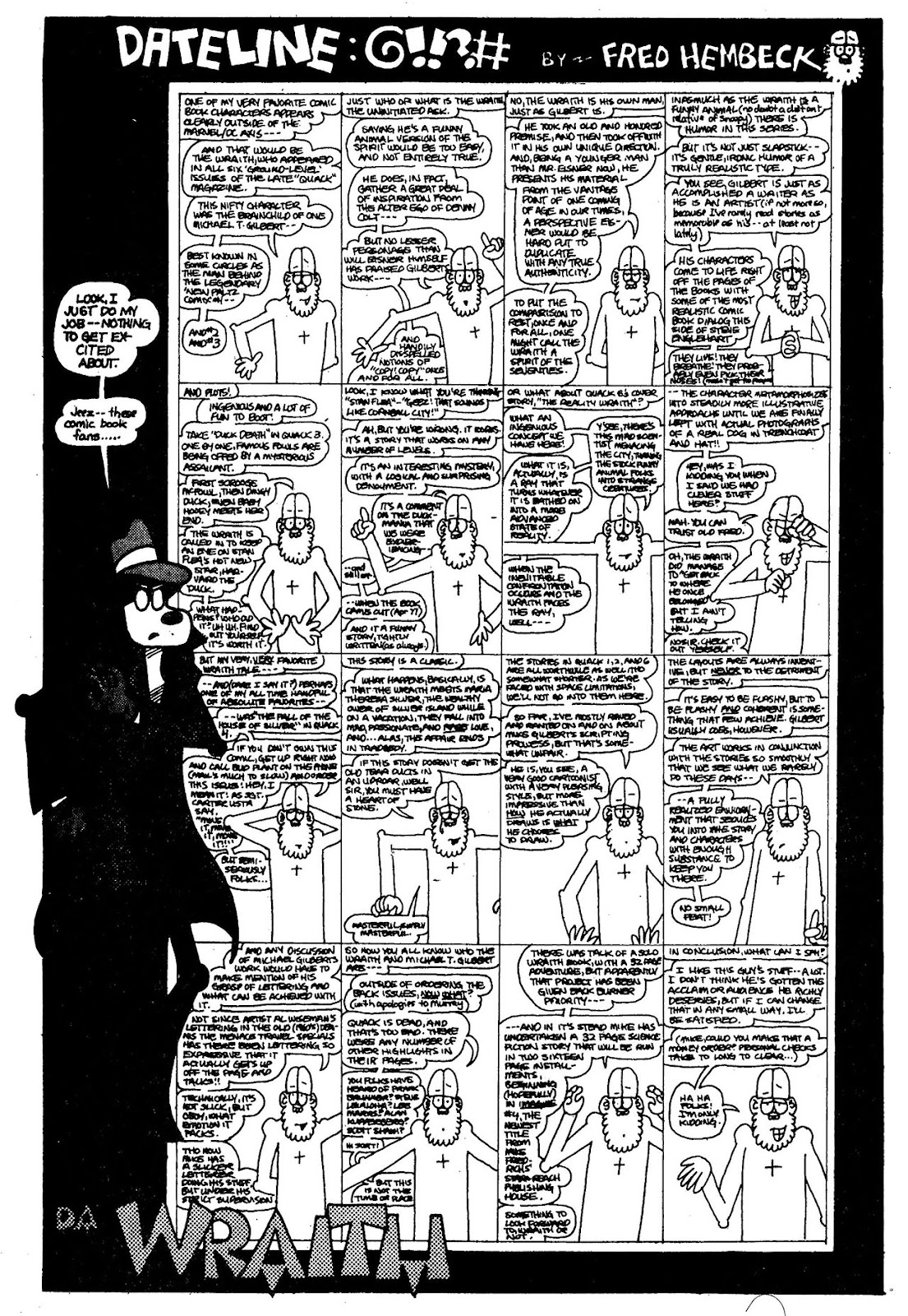 Read online The Nearly Complete Essential Hembeck Archives Omnibus comic -  Issue # TPB (Part 1) - 52