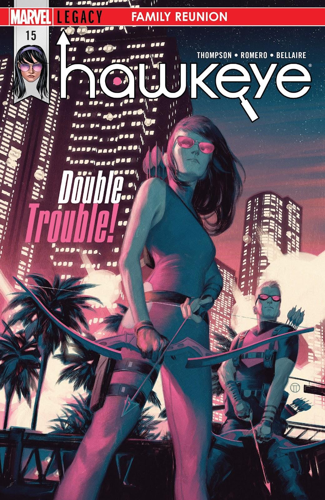 Hawkeye (2016) 15 Page 1