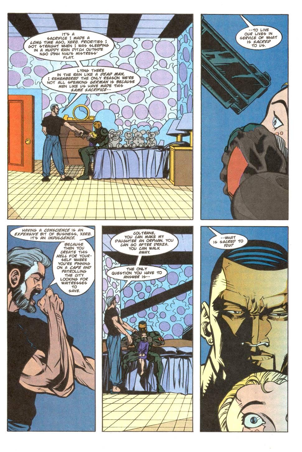 Read online Xero comic -  Issue #11 - 18