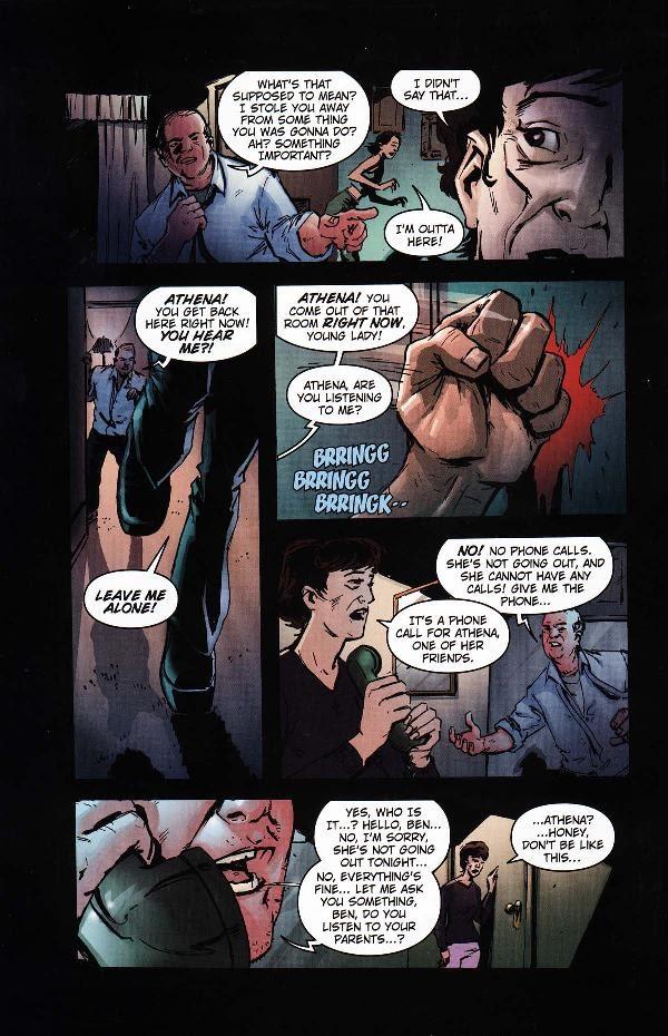 Read online Vampire the Masquerade comic -  Issue # Nosferatu - 10