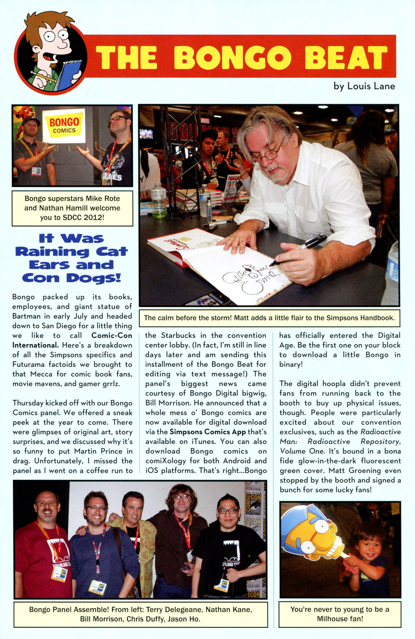 Read online Simpsons Comics Presents Bart Simpson comic -  Issue #74 - 28