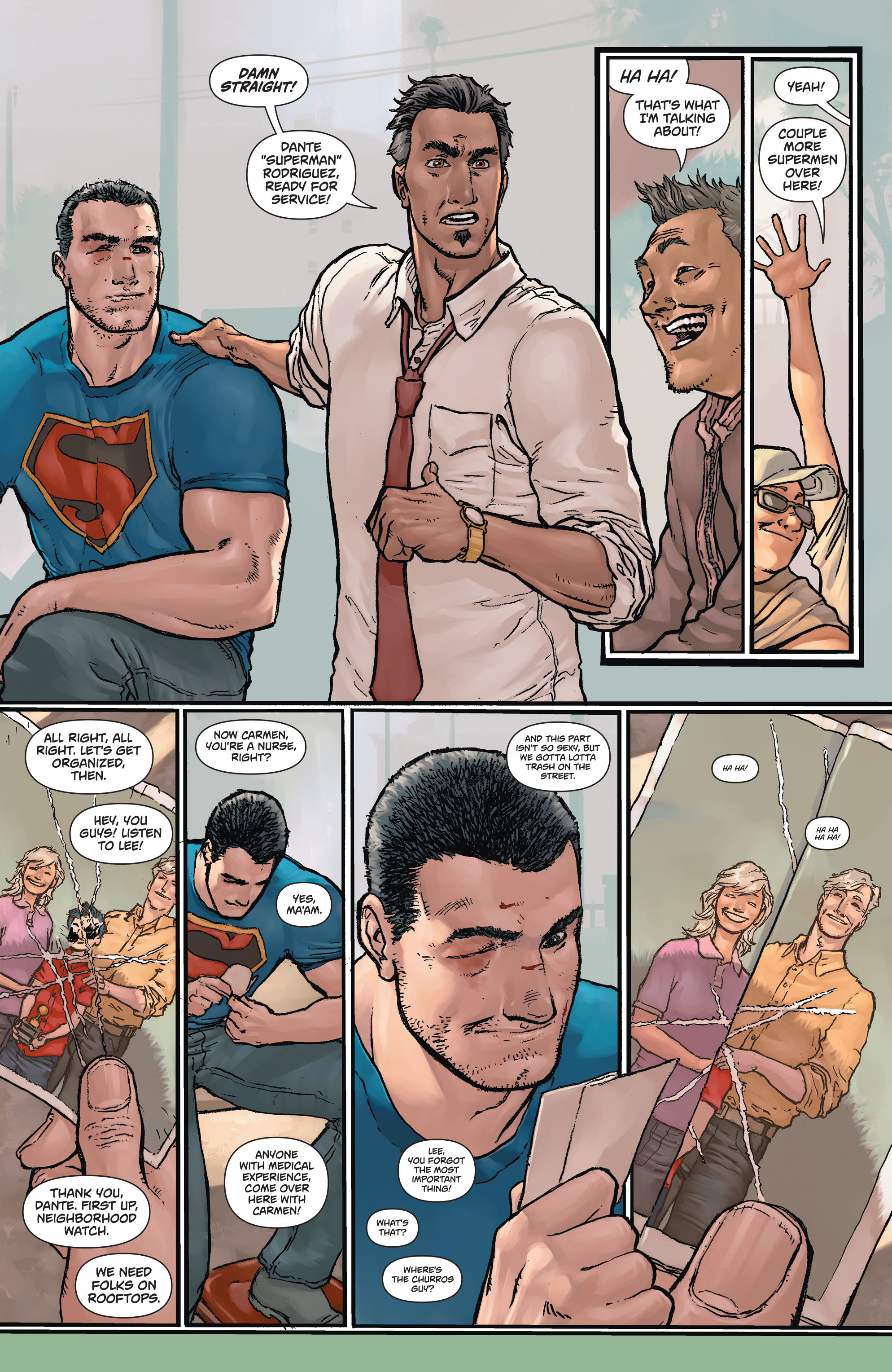 Read online Action Comics (2011) comic -  Issue #43 - 20