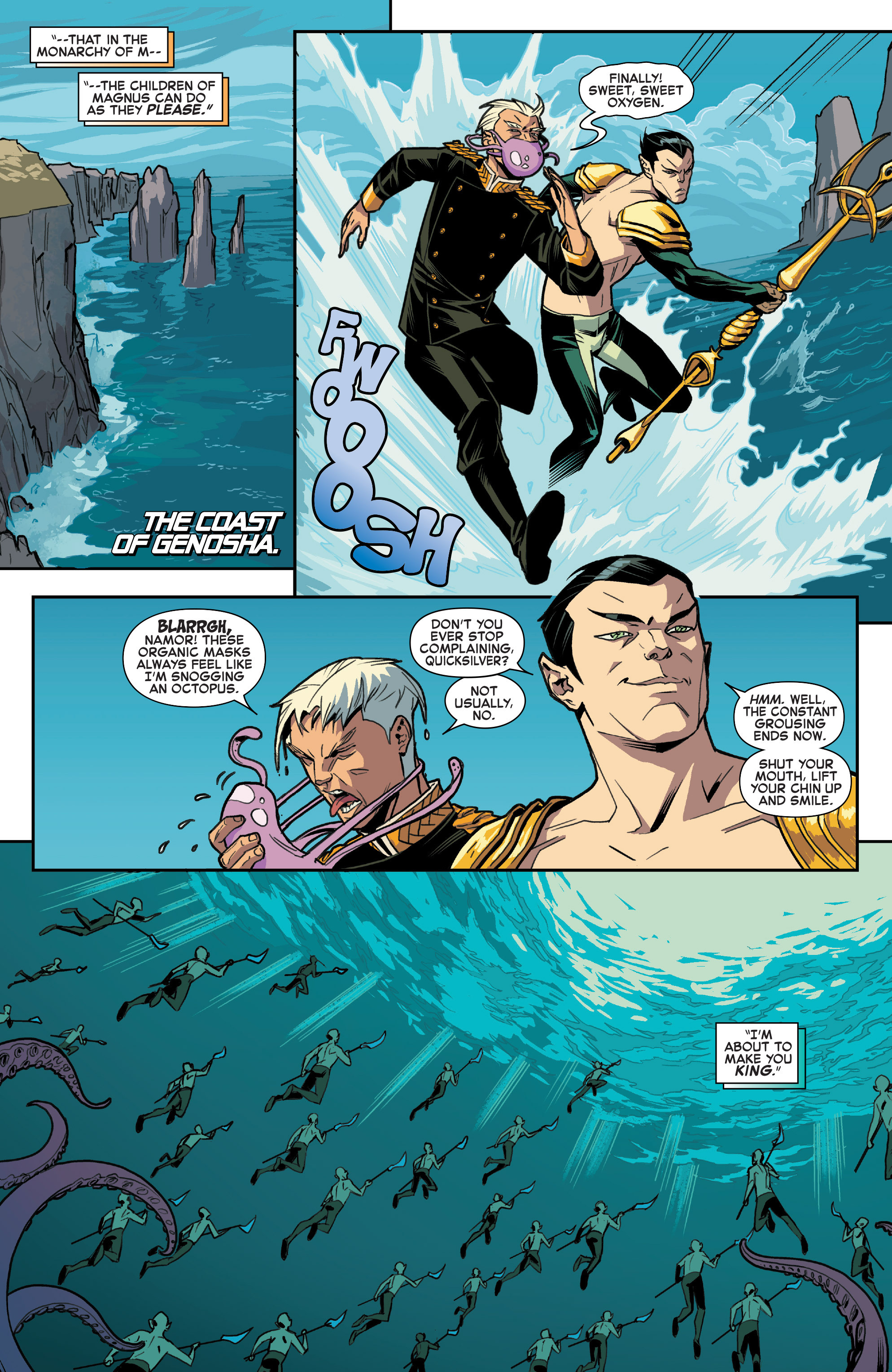 Read online House of M (2015) comic -  Issue #2 - 11