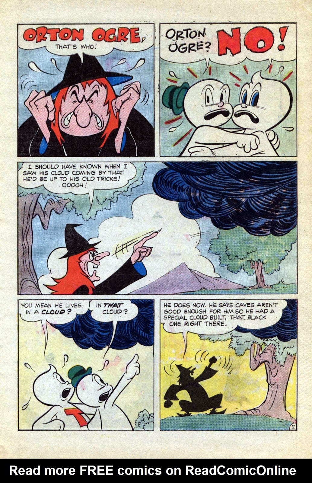 Read online Timmy the Timid Ghost comic -  Issue #17 - 27