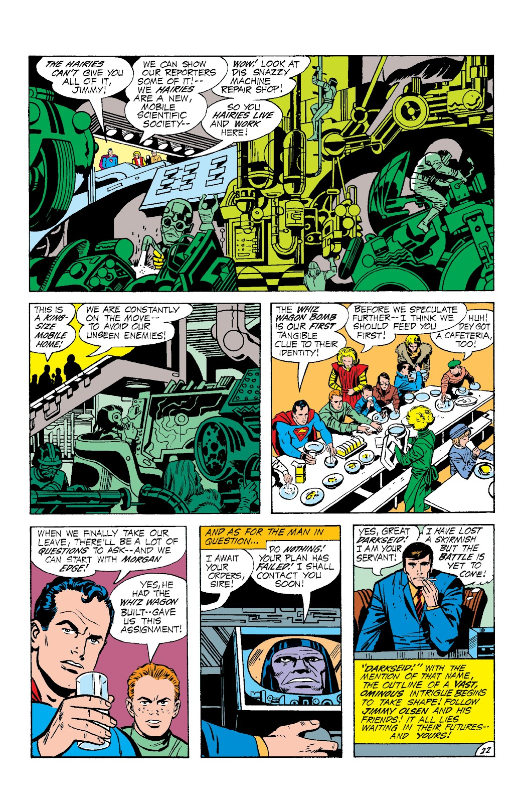 Read online Superman's Pal, Jimmy Olsen by Jack Kirby comic -  Issue # TPB (Part 1) - 53