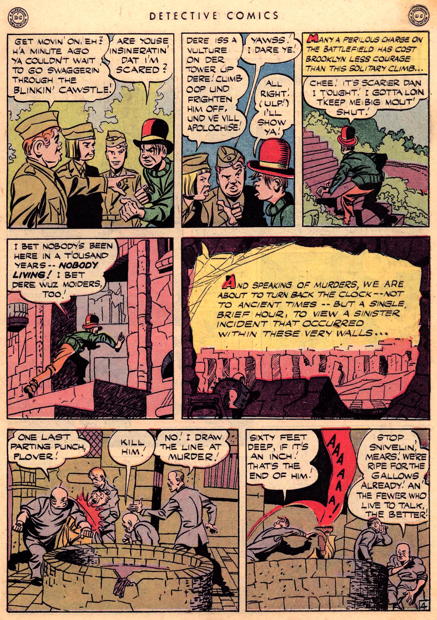 Read online Detective Comics (1937) comic -  Issue #95 - 41