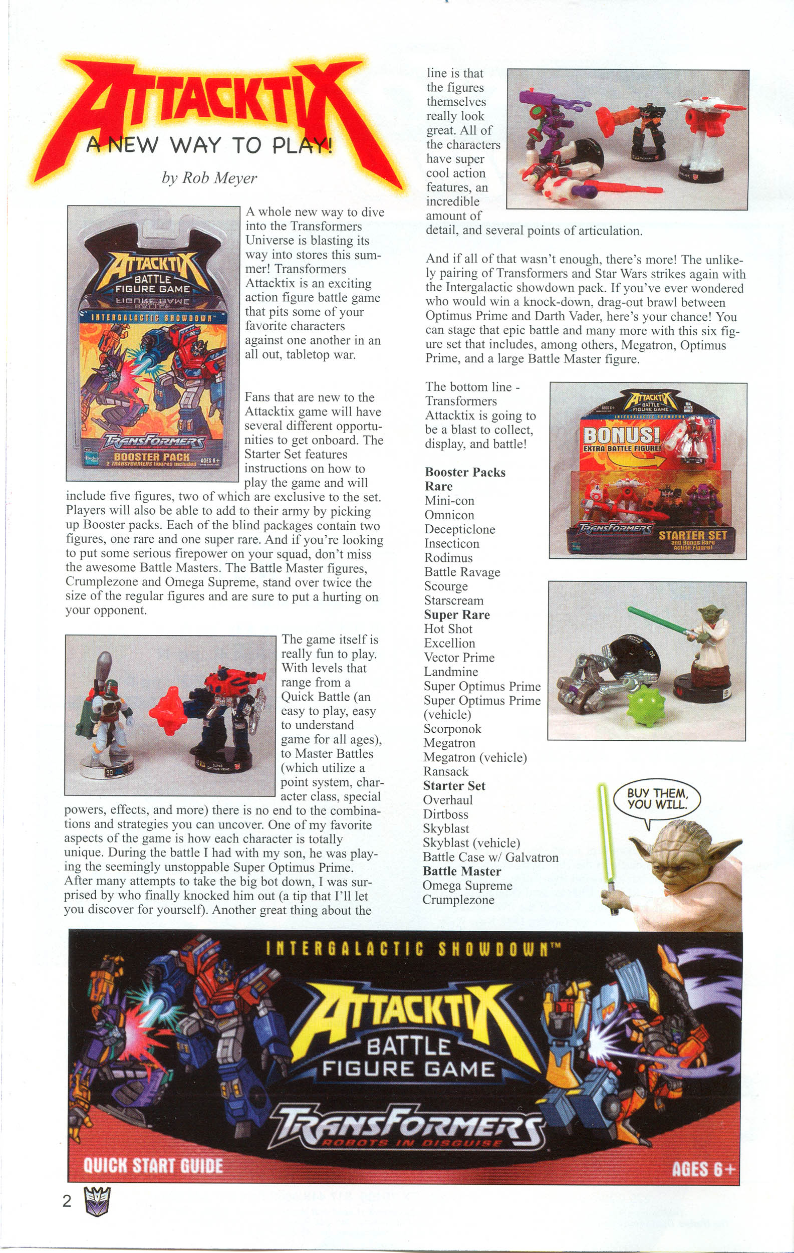 Read online Transformers: Collectors' Club comic -  Issue #10 - 2
