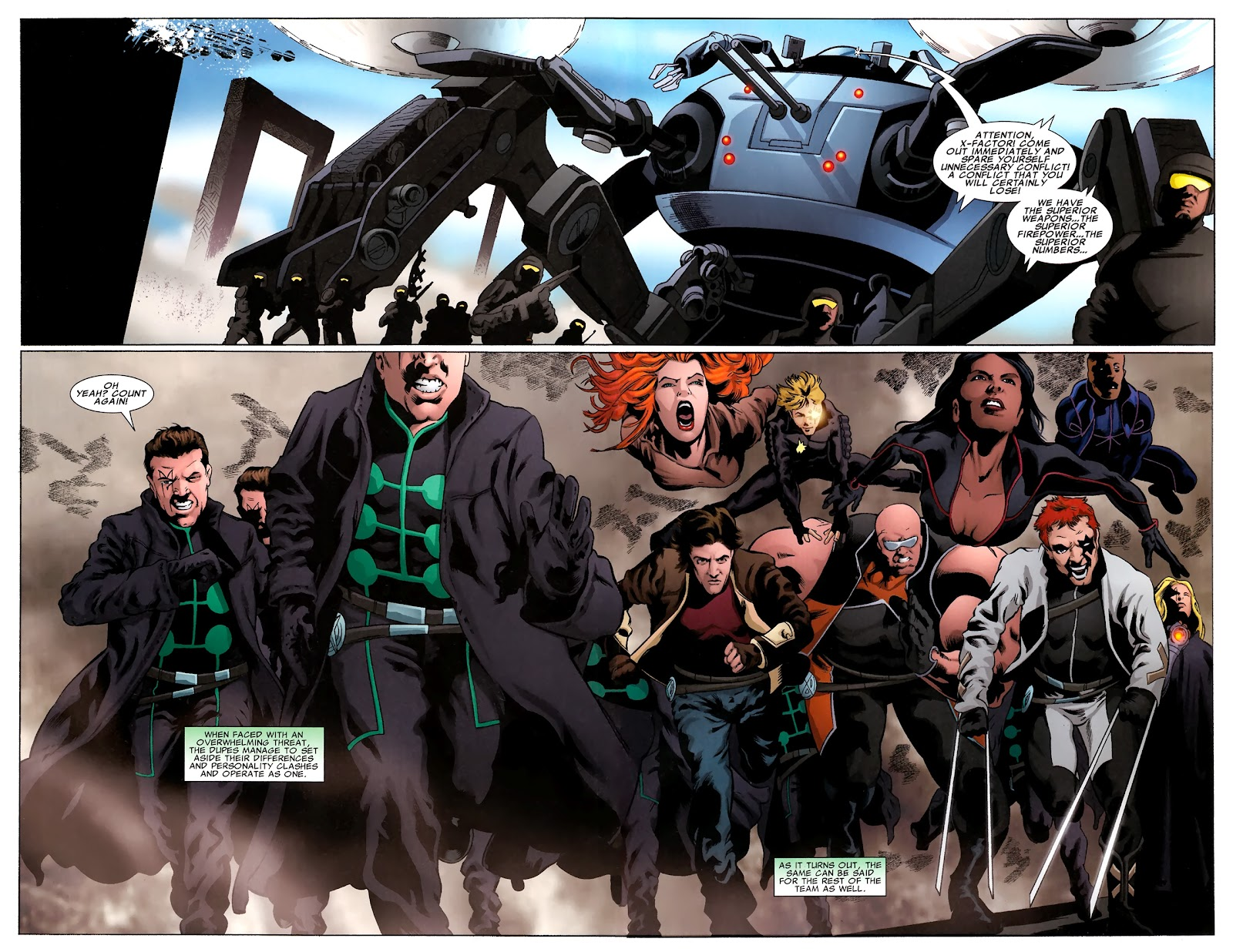 Read online X-Men: Second Coming Revelations comic -  Issue # TPB (Part 2) - 112