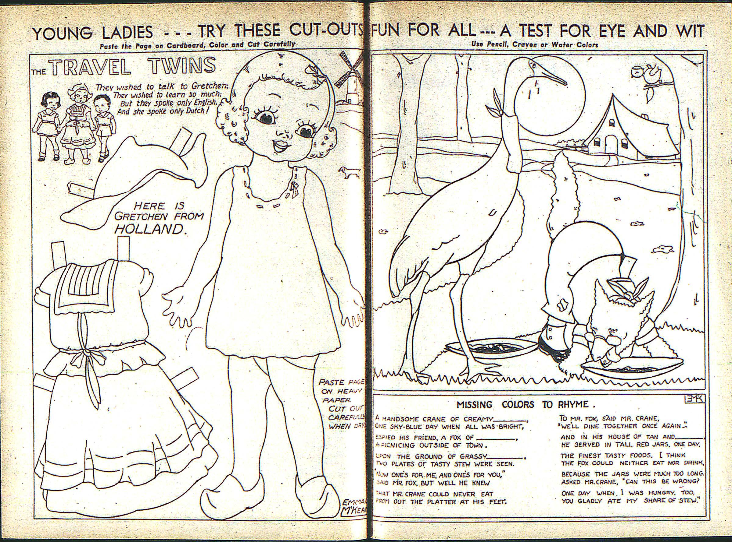 Read online Adventure Comics (1938) comic -  Issue #1 - 24
