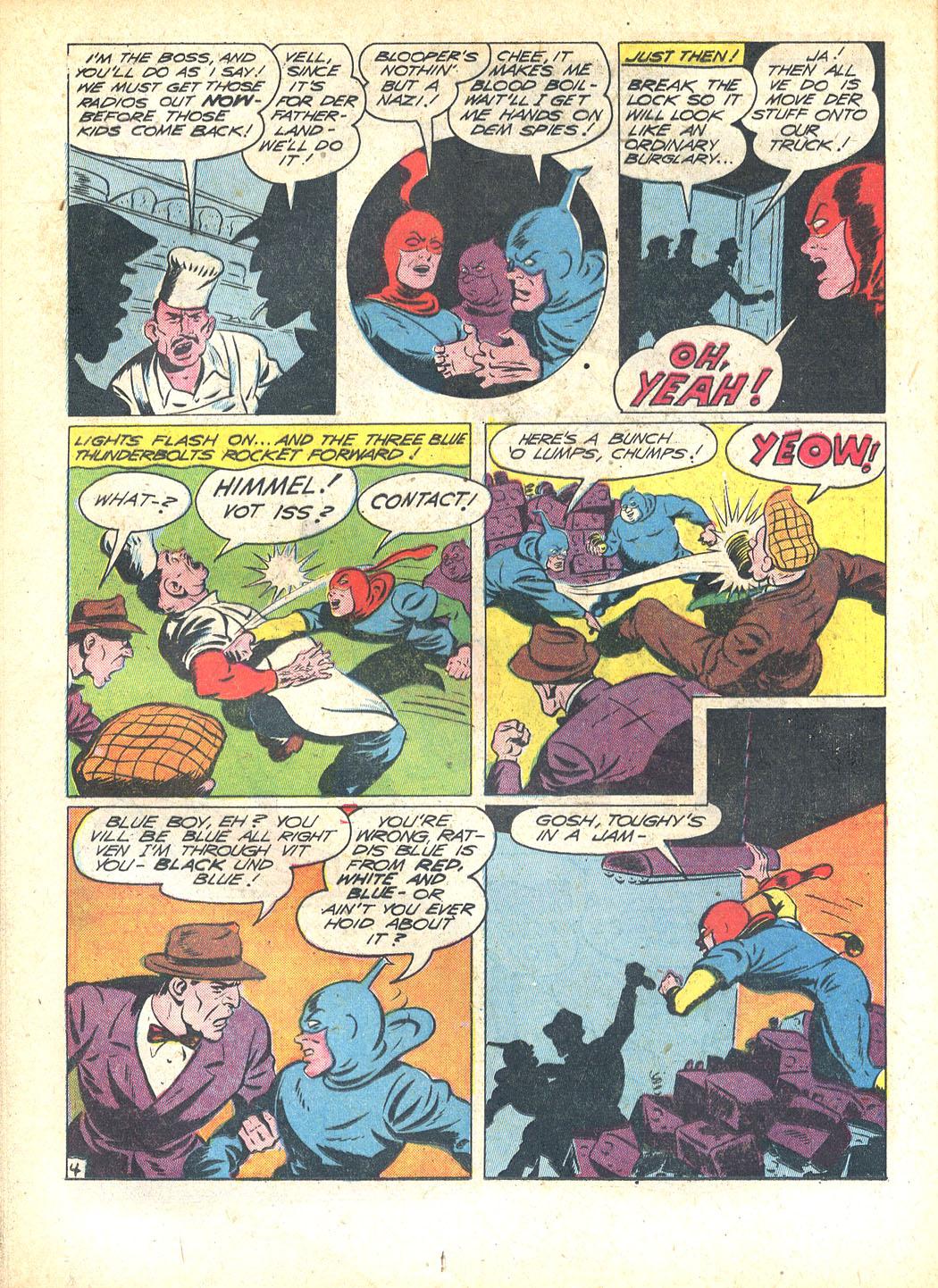 Read online Sensation (Mystery) Comics comic -  Issue #23 - 28