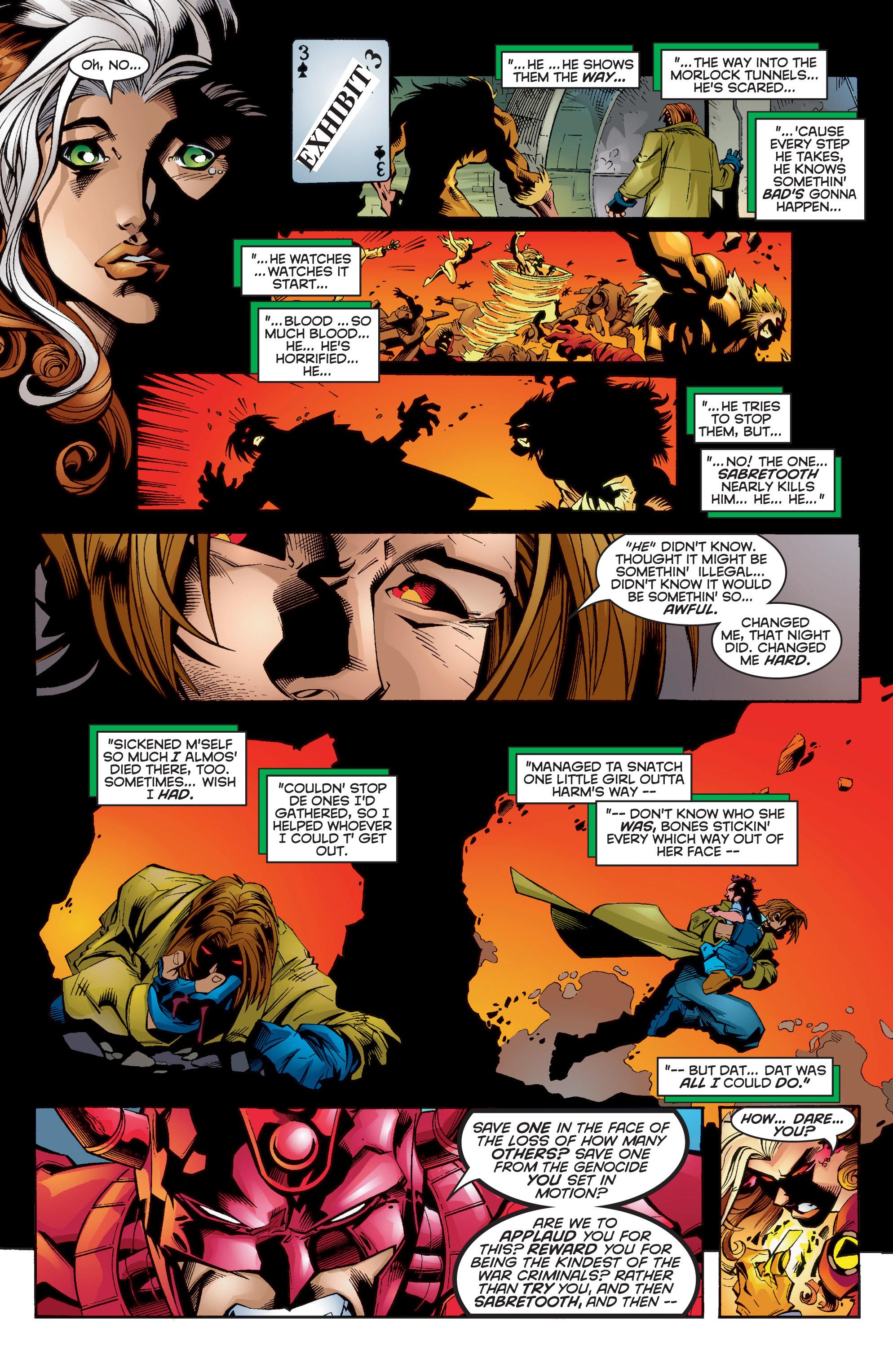 Read online Uncanny X-Men (1963) comic -  Issue #350 - 32