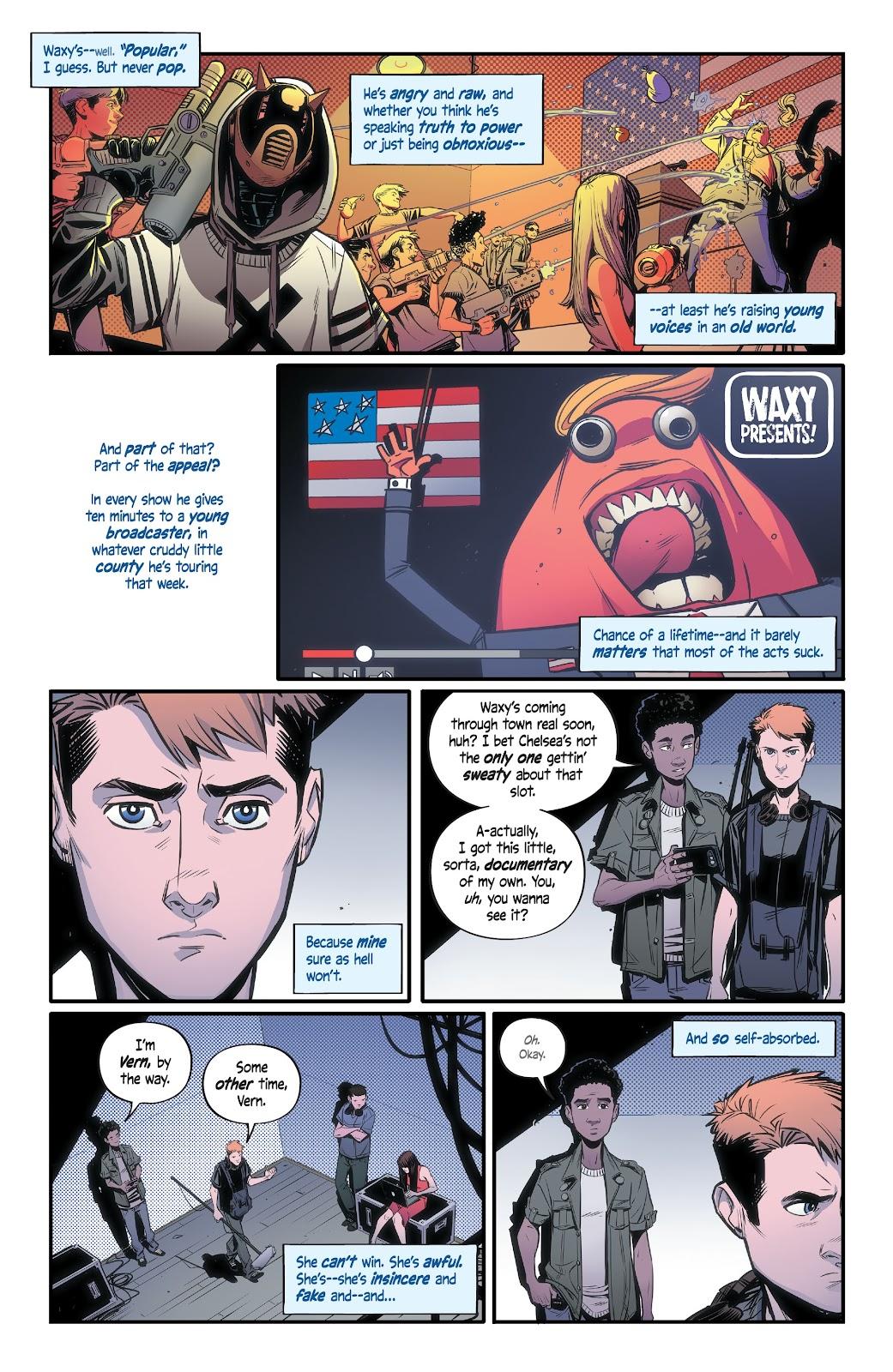 Read online Alienated comic -  Issue #2 - 15