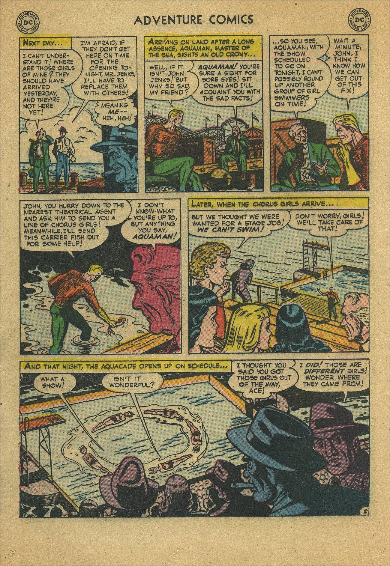 Read online Adventure Comics (1938) comic -  Issue #171 - 24