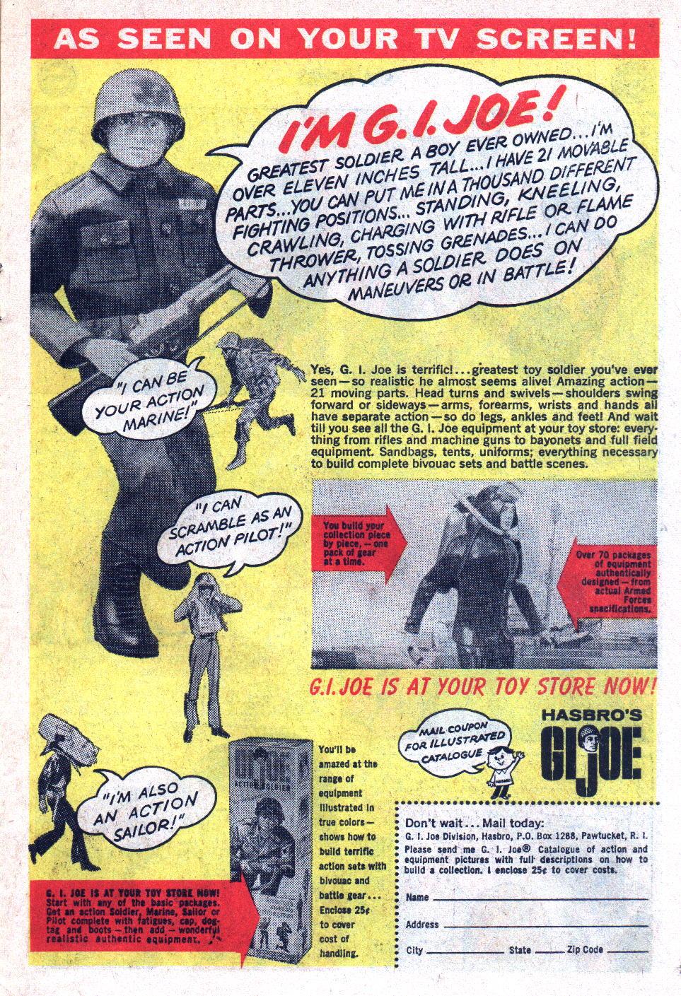 Read online Sea Devils comic -  Issue #22 - 7