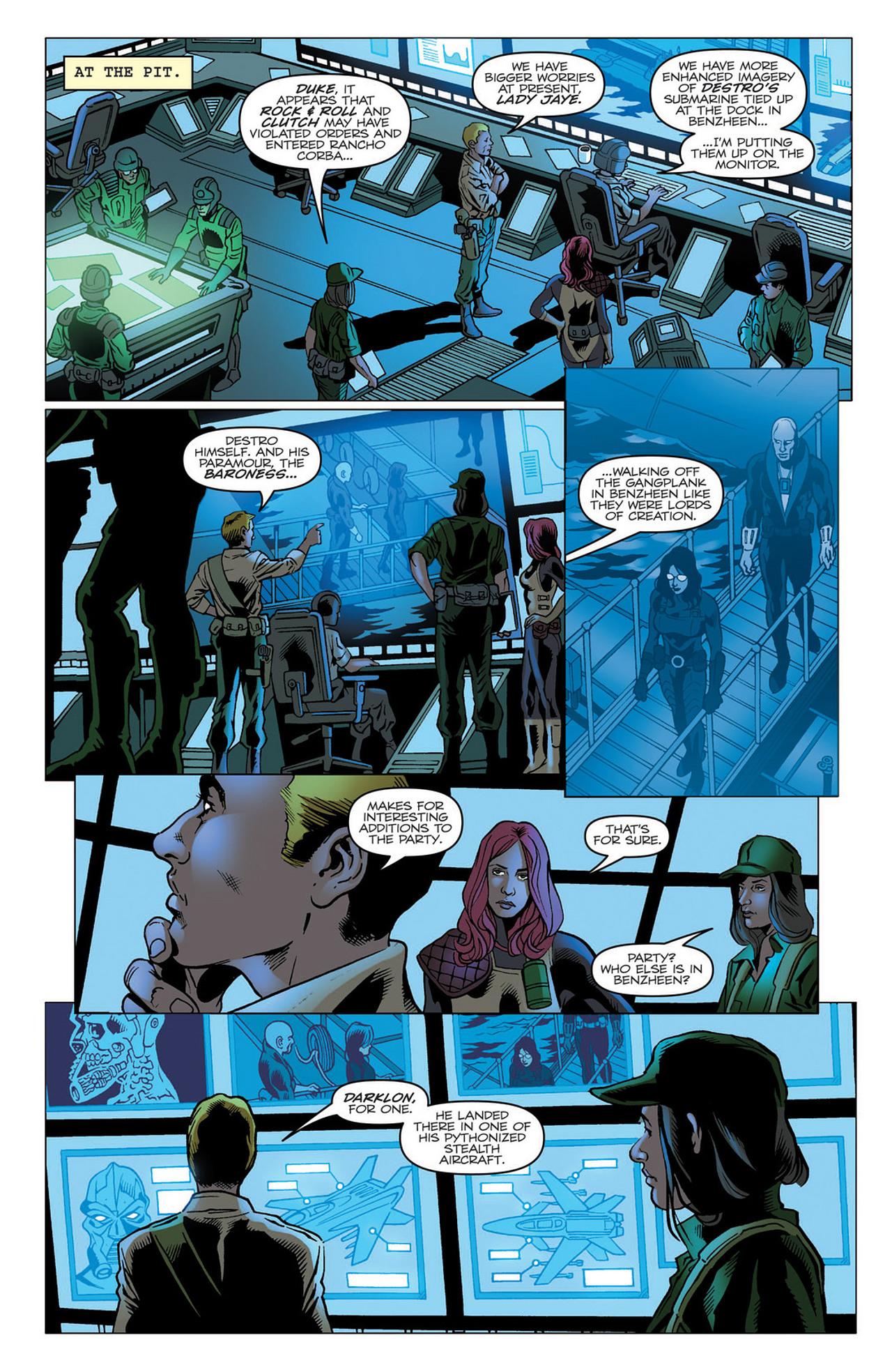 G.I. Joe: A Real American Hero 184 Page 8