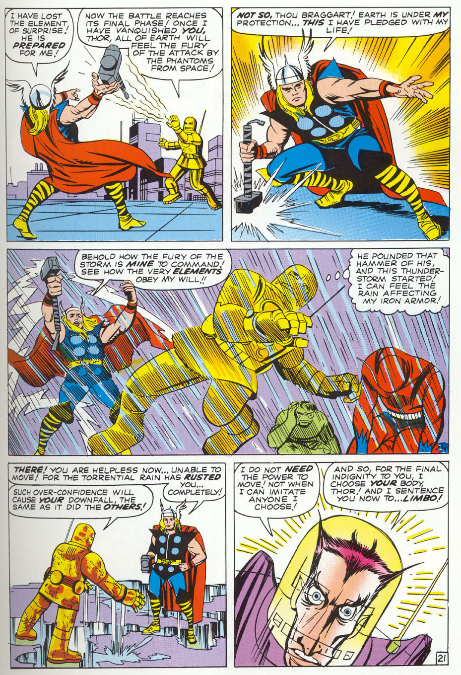 The Avengers (1963) 2 Page 21