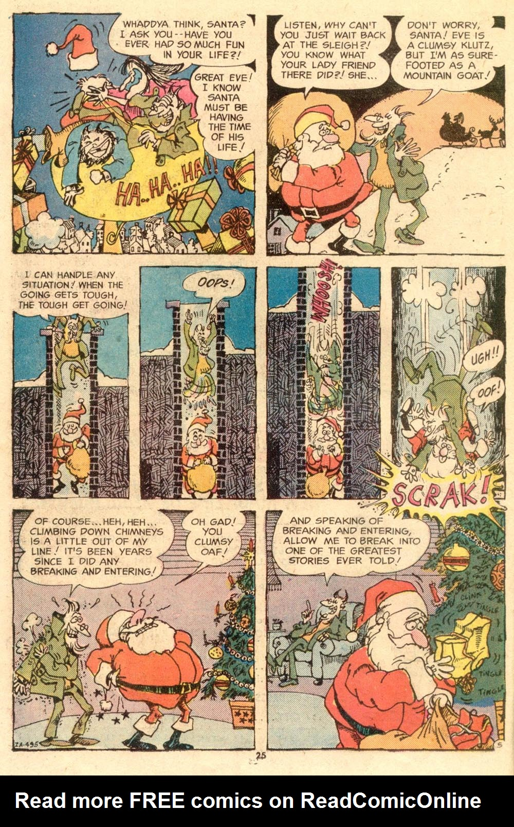 Read online Plop! comic -  Issue #10 - 26