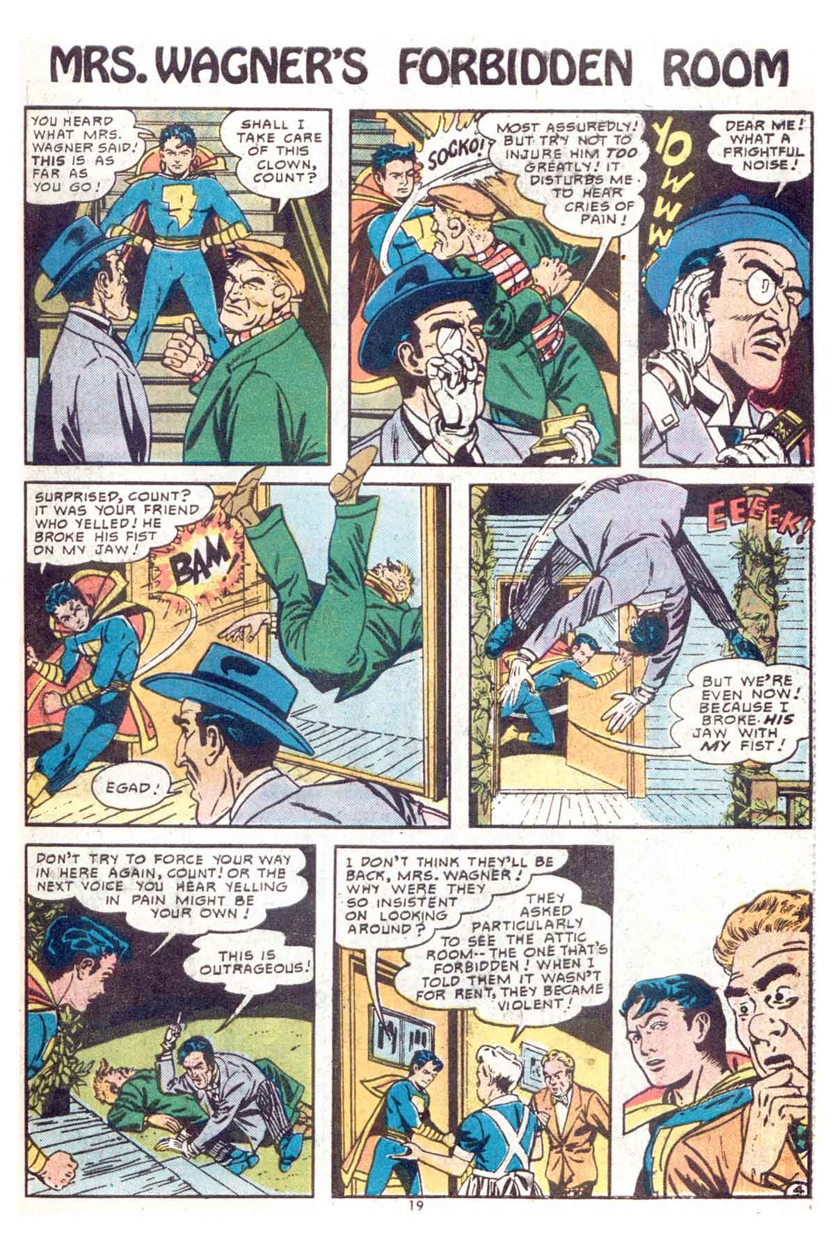 Read online Shazam! (1973) comic -  Issue #13 - 20