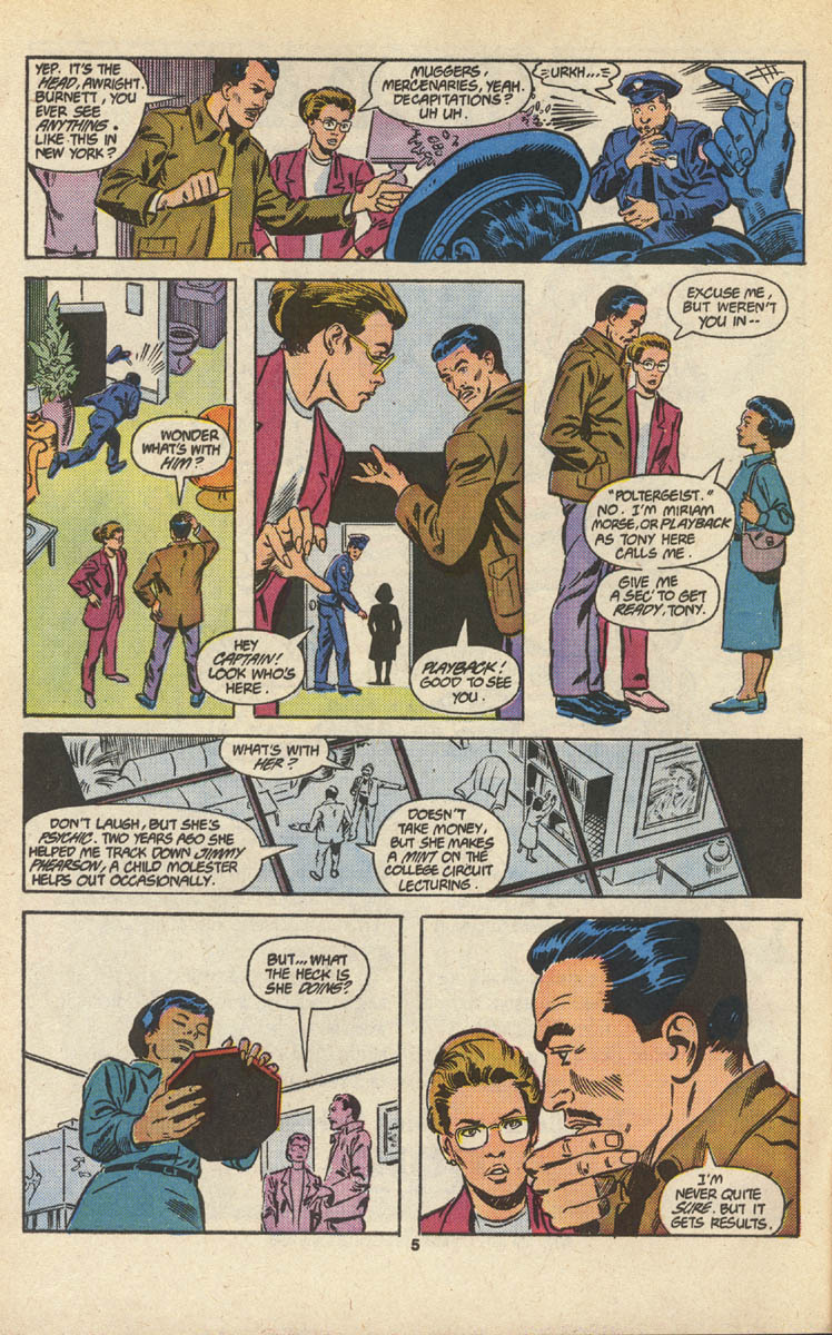 Read online Justice (1986) comic -  Issue #16 - 6