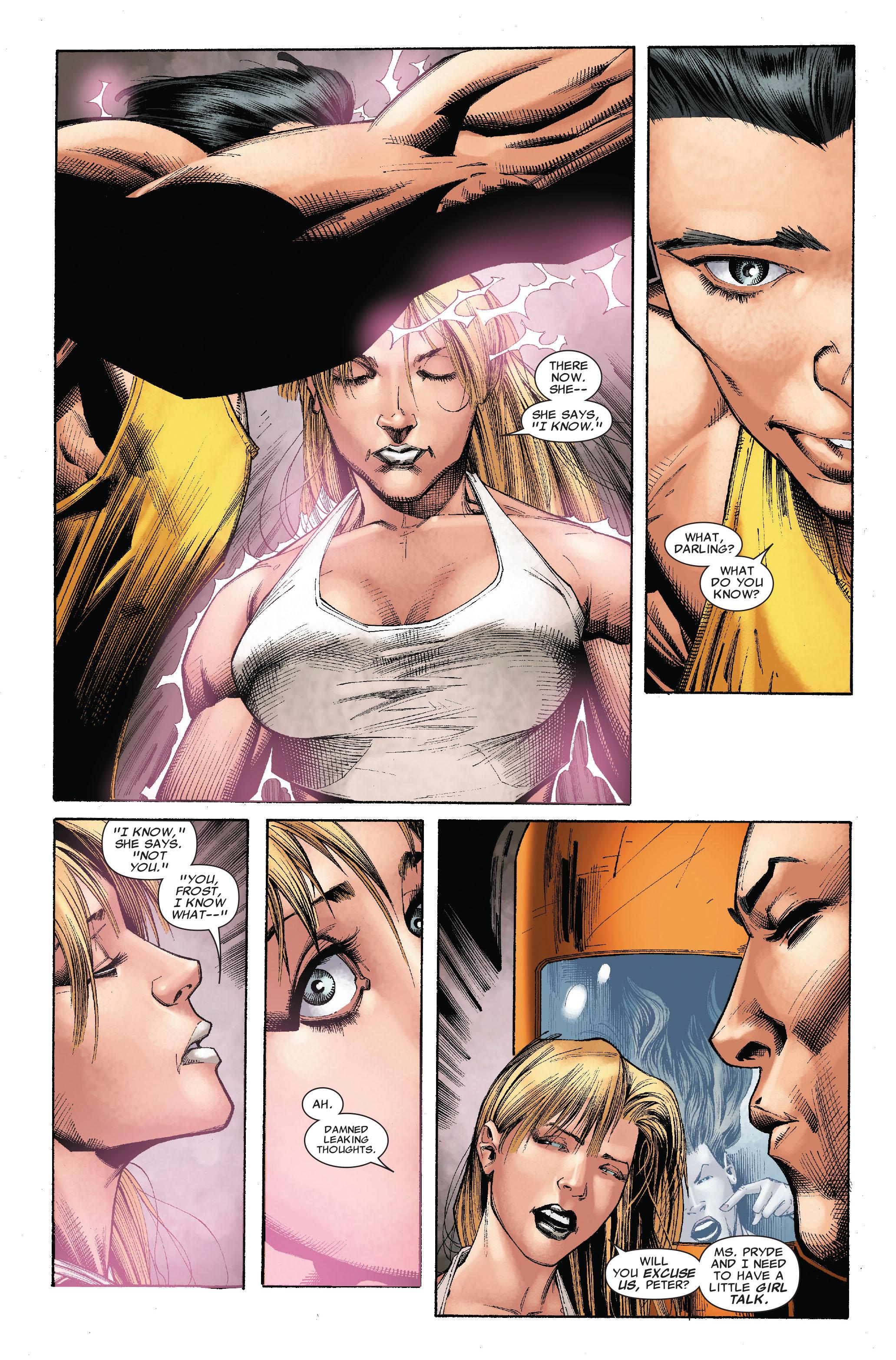Read online Uncanny X-Men (1963) comic -  Issue #528 - 15